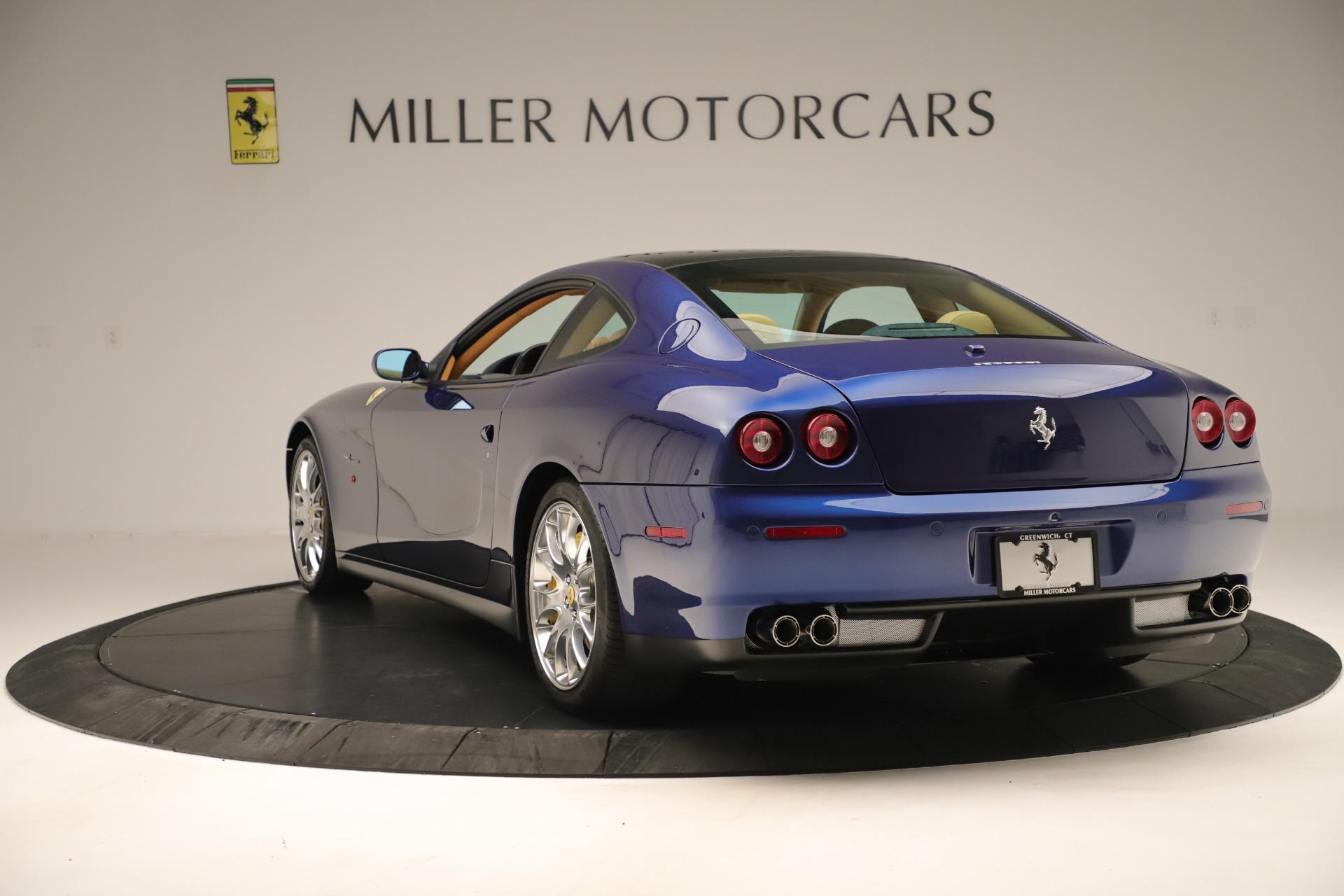 Used 2009 Ferrari 612 Scaglietti OTO For Sale In Greenwich, CT. Alfa Romeo of Greenwich, 4596 3365_p5