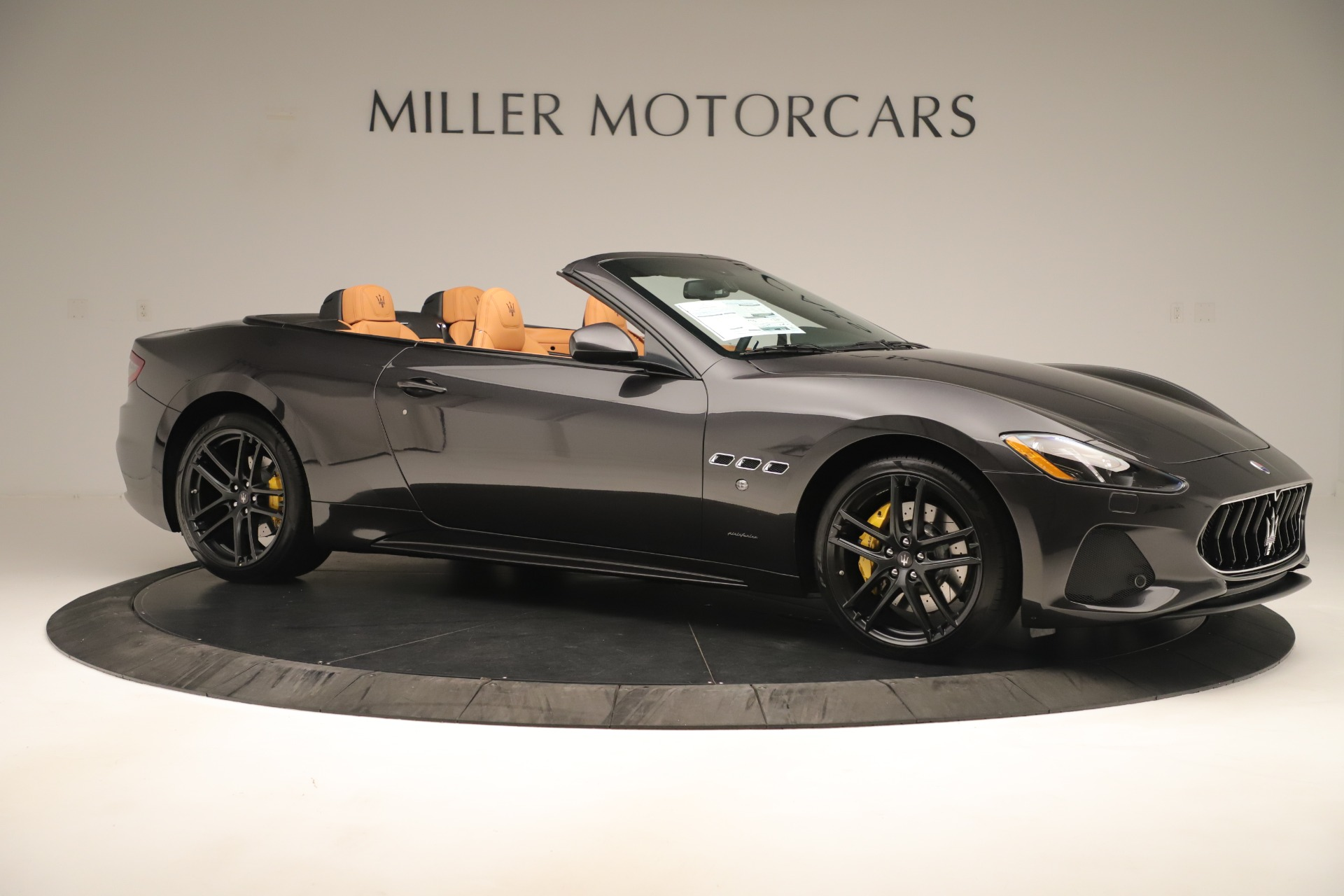 New 2019 Maserati GranTurismo Sport Convertible For Sale In Greenwich, CT. Alfa Romeo of Greenwich, W695 3367_p10