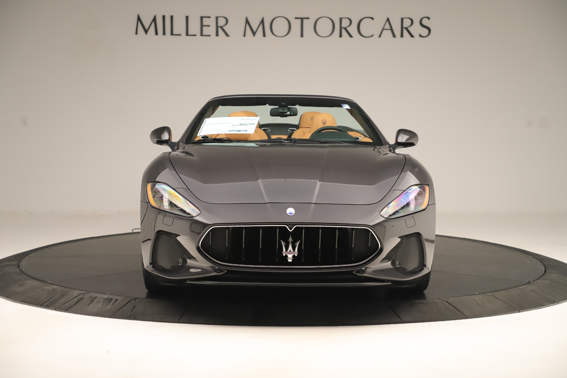 New 2019 Maserati GranTurismo Sport Convertible For Sale In Greenwich, CT. Alfa Romeo of Greenwich, W695 3367_p12