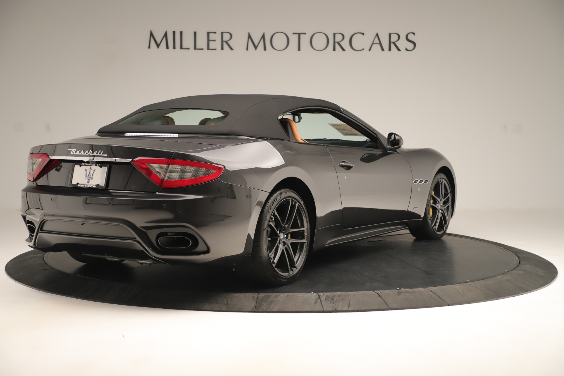 New 2019 Maserati GranTurismo Sport Convertible For Sale In Greenwich, CT. Alfa Romeo of Greenwich, W695 3367_p16