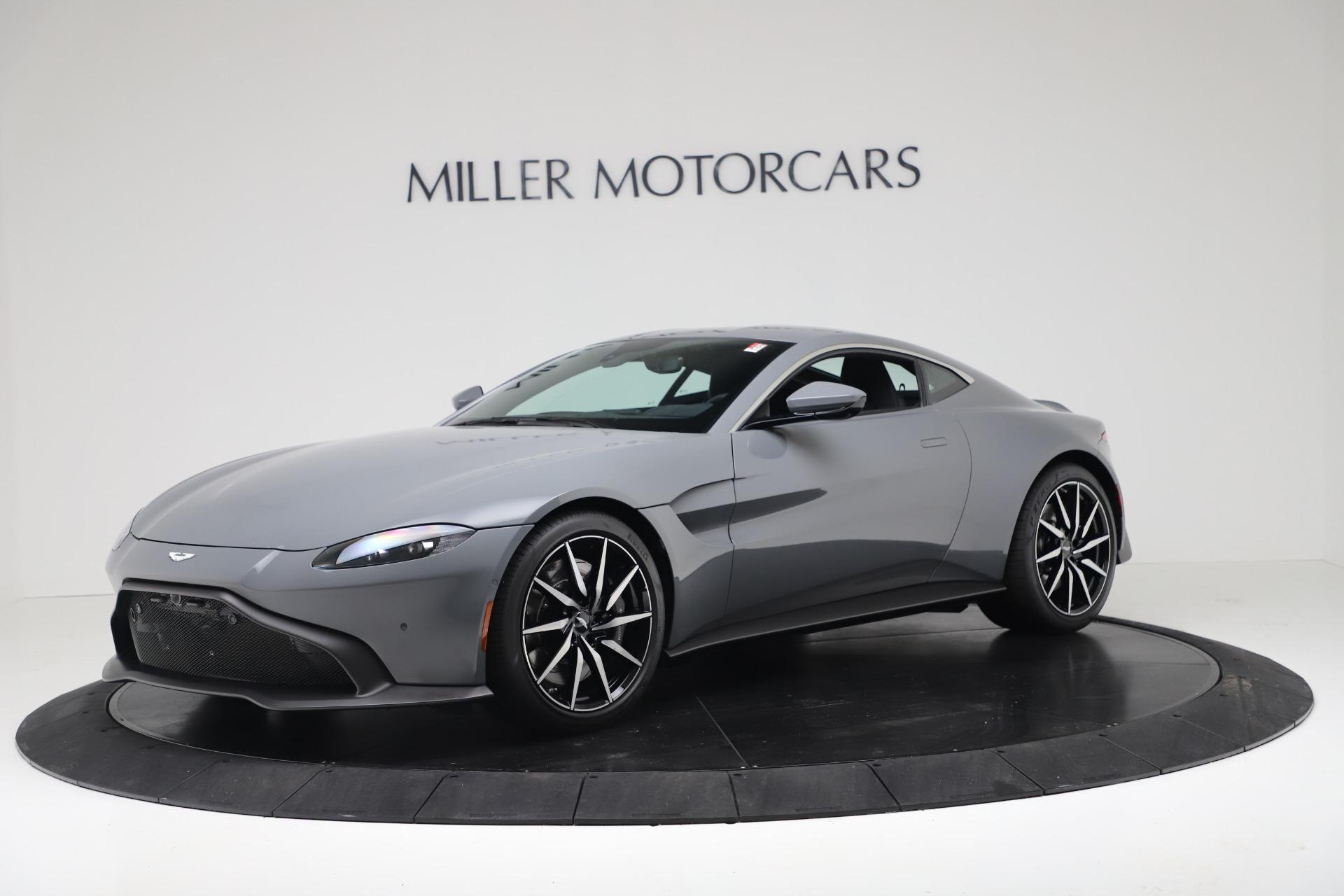 New 2020 Aston Martin Vantage Coupe For Sale In Greenwich, CT. Alfa Romeo of Greenwich, A1395 3368_main