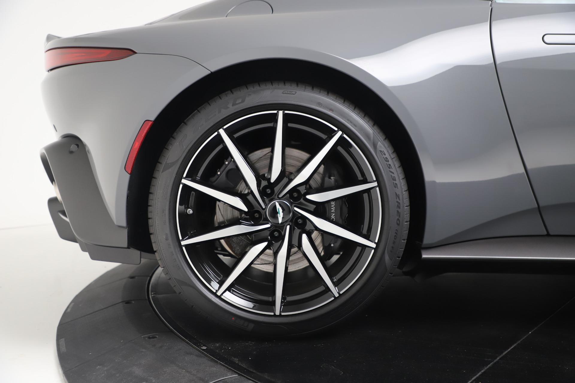 New 2020 Aston Martin Vantage Coupe For Sale In Greenwich, CT. Alfa Romeo of Greenwich, A1395 3368_p9