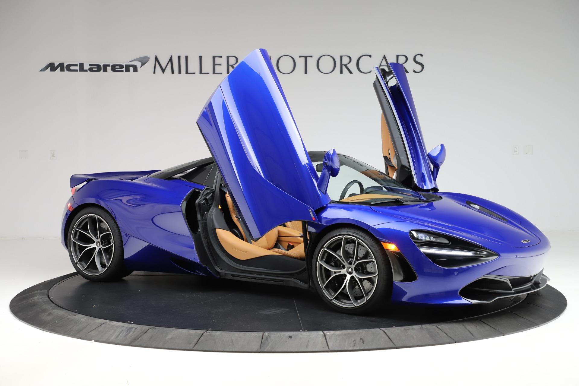 New 2020 McLaren 720S Convertible For Sale In Greenwich, CT. Alfa Romeo of Greenwich, MC447 3370_p15