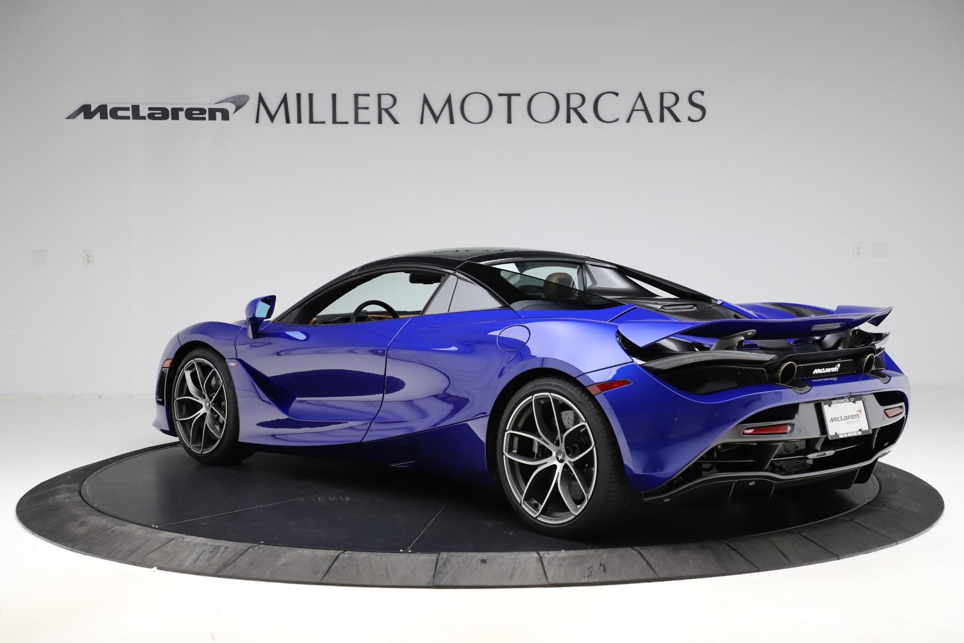 New 2020 McLaren 720S Convertible For Sale In Greenwich, CT. Alfa Romeo of Greenwich, MC447 3370_p18