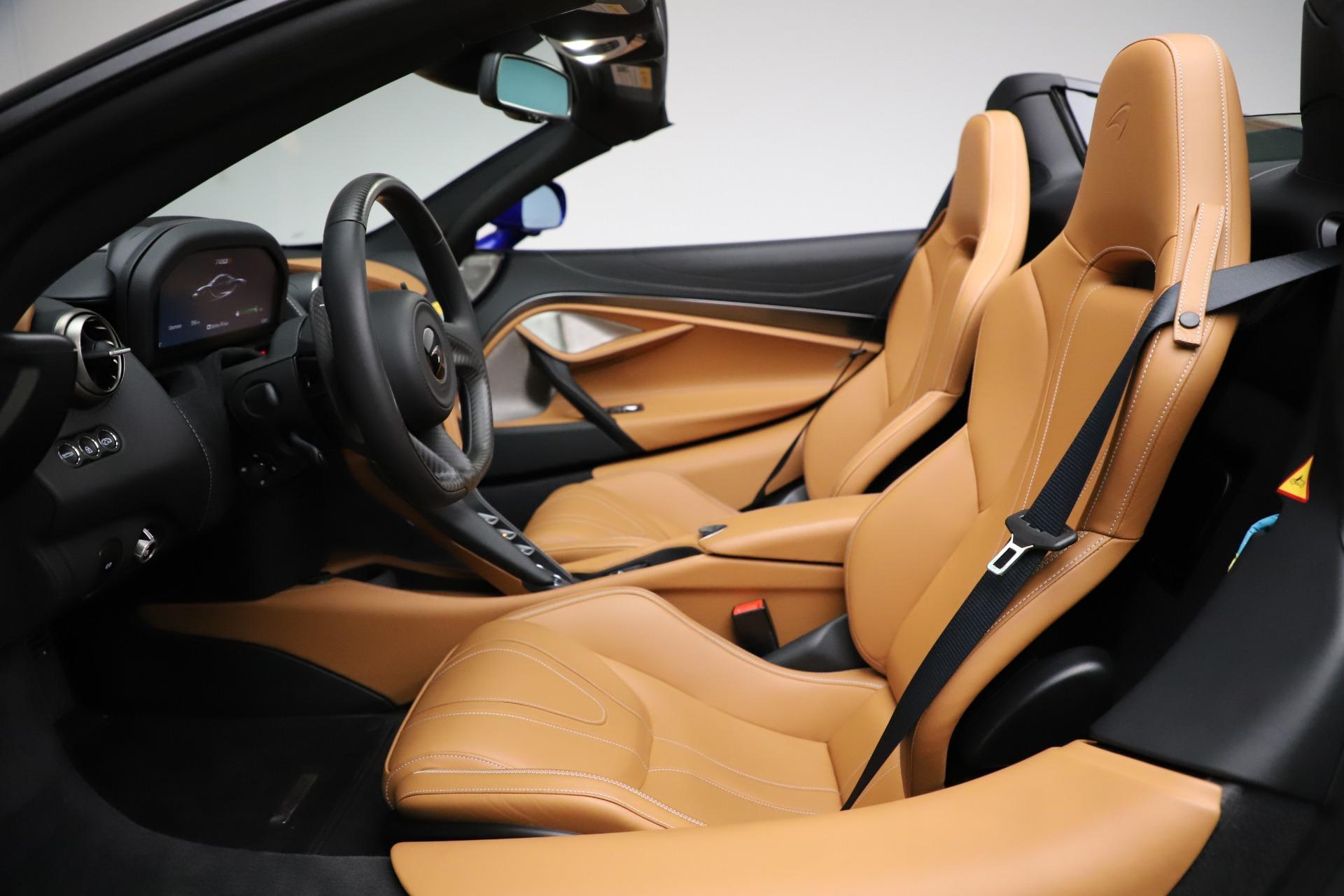 New 2020 McLaren 720S Convertible For Sale In Greenwich, CT. Alfa Romeo of Greenwich, MC447 3370_p23
