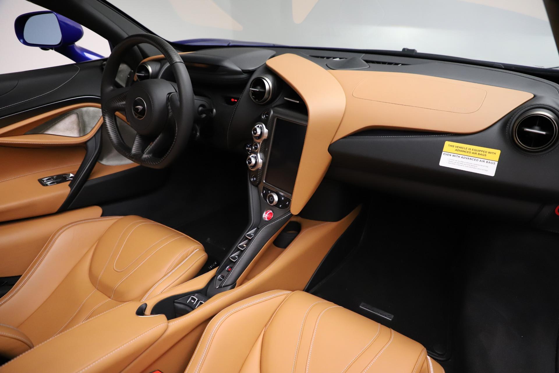 New 2020 McLaren 720S Convertible For Sale In Greenwich, CT. Alfa Romeo of Greenwich, MC447 3370_p29