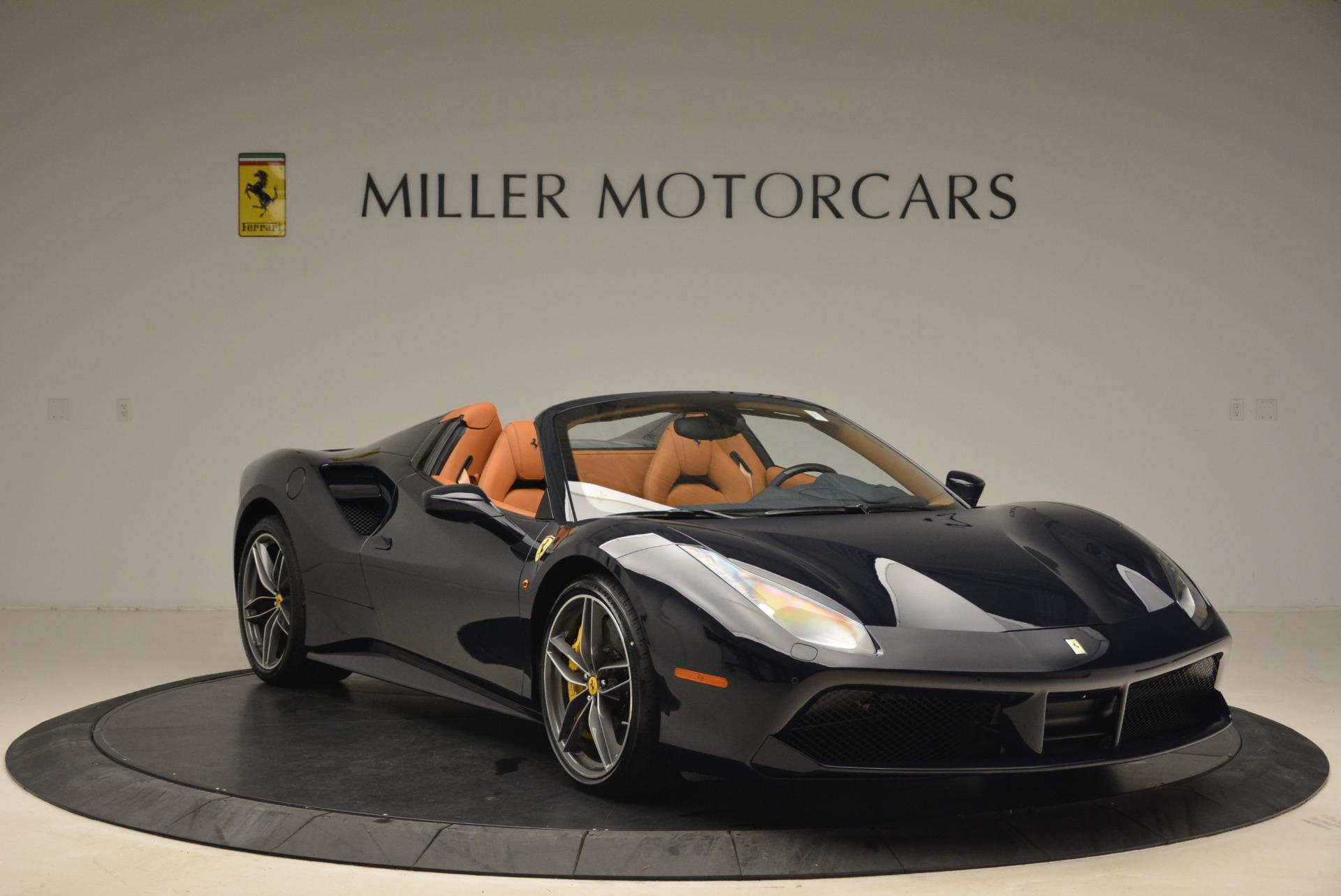 Used 2018 Ferrari 488 Spider  For Sale In Greenwich, CT. Alfa Romeo of Greenwich, 4597 3371_p11