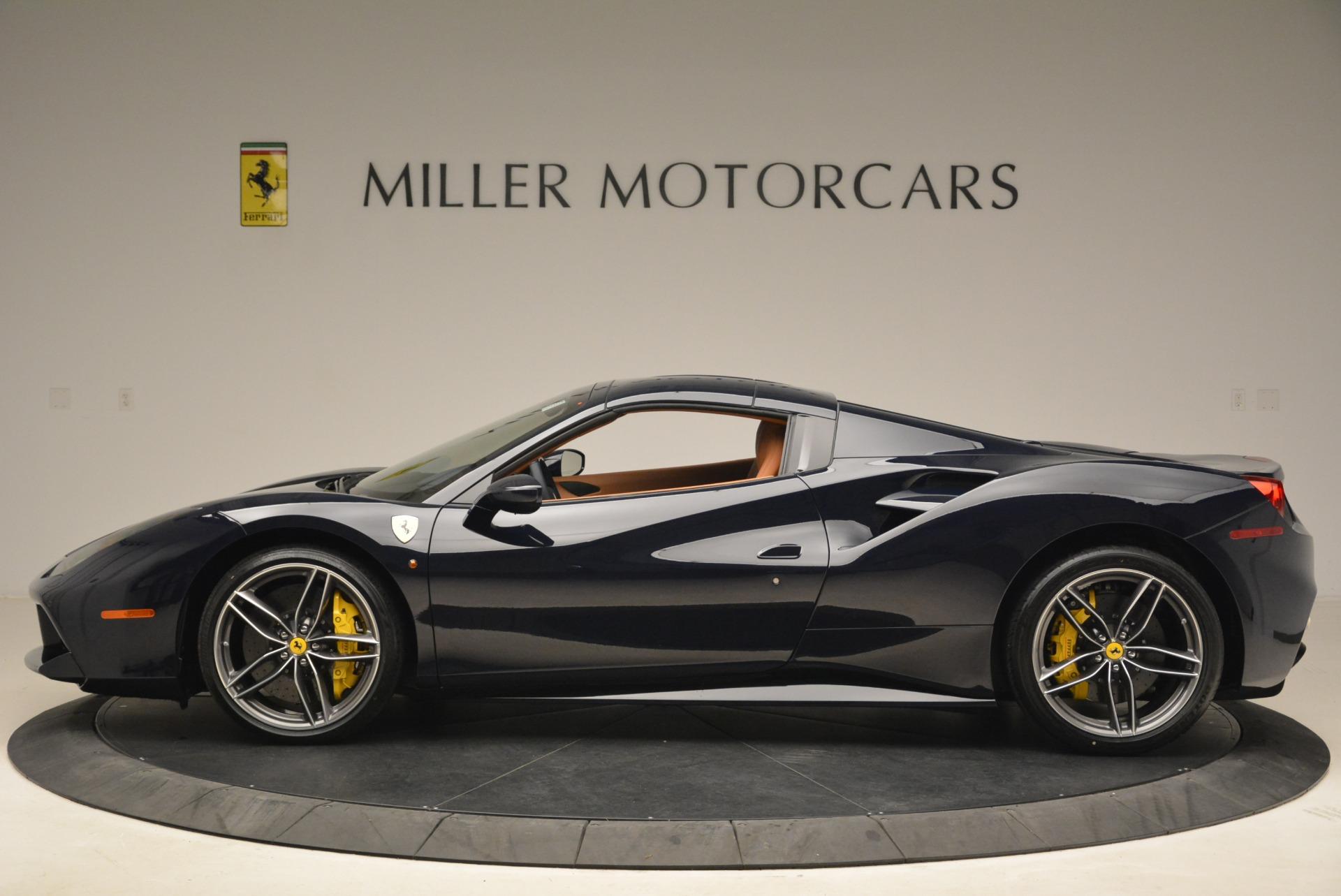 Used 2018 Ferrari 488 Spider  For Sale In Greenwich, CT. Alfa Romeo of Greenwich, 4597 3371_p15