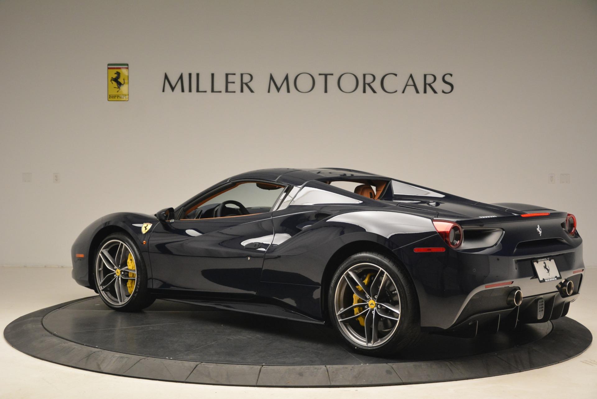 Used 2018 Ferrari 488 Spider  For Sale In Greenwich, CT. Alfa Romeo of Greenwich, 4597 3371_p16