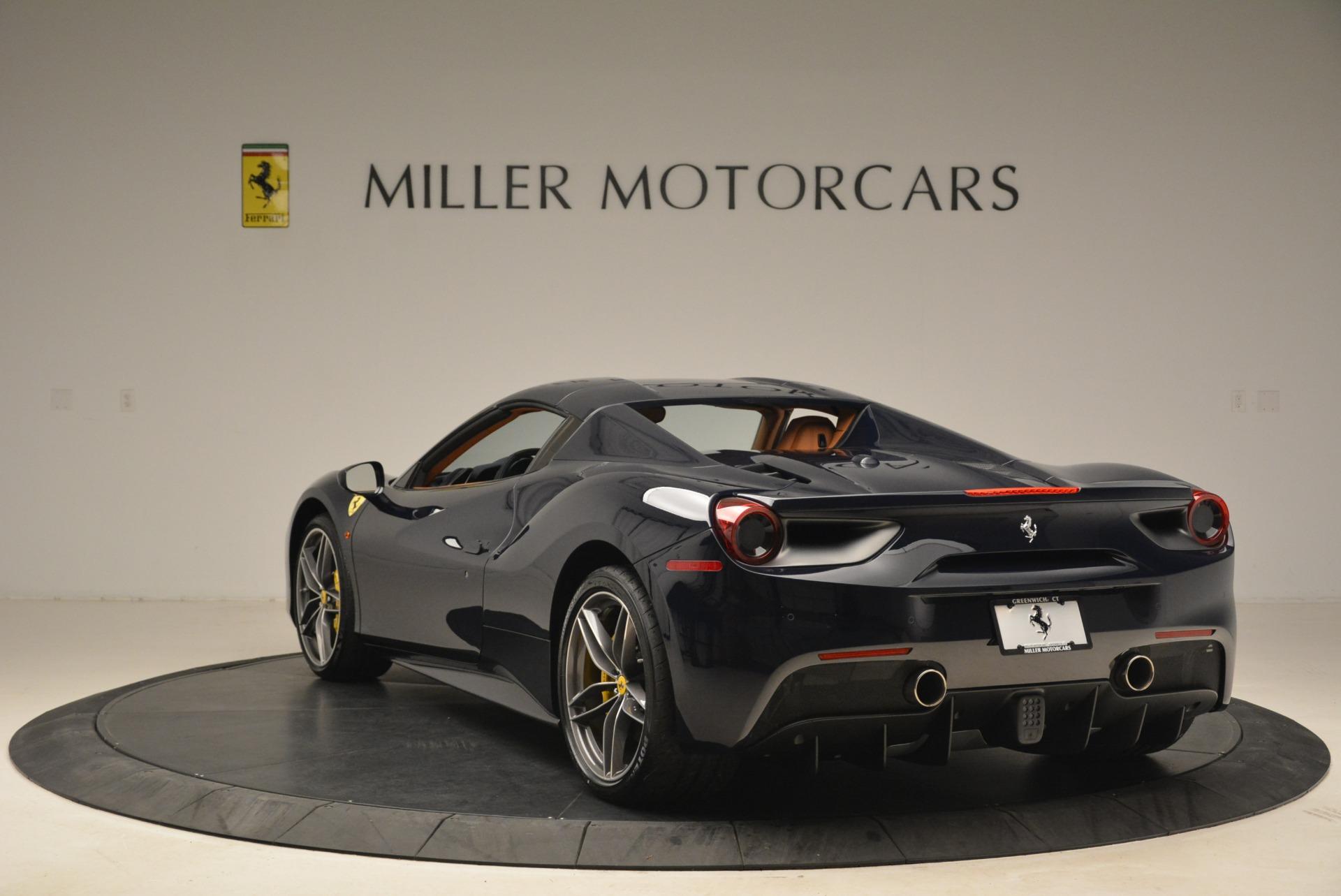 Used 2018 Ferrari 488 Spider  For Sale In Greenwich, CT. Alfa Romeo of Greenwich, 4597 3371_p17