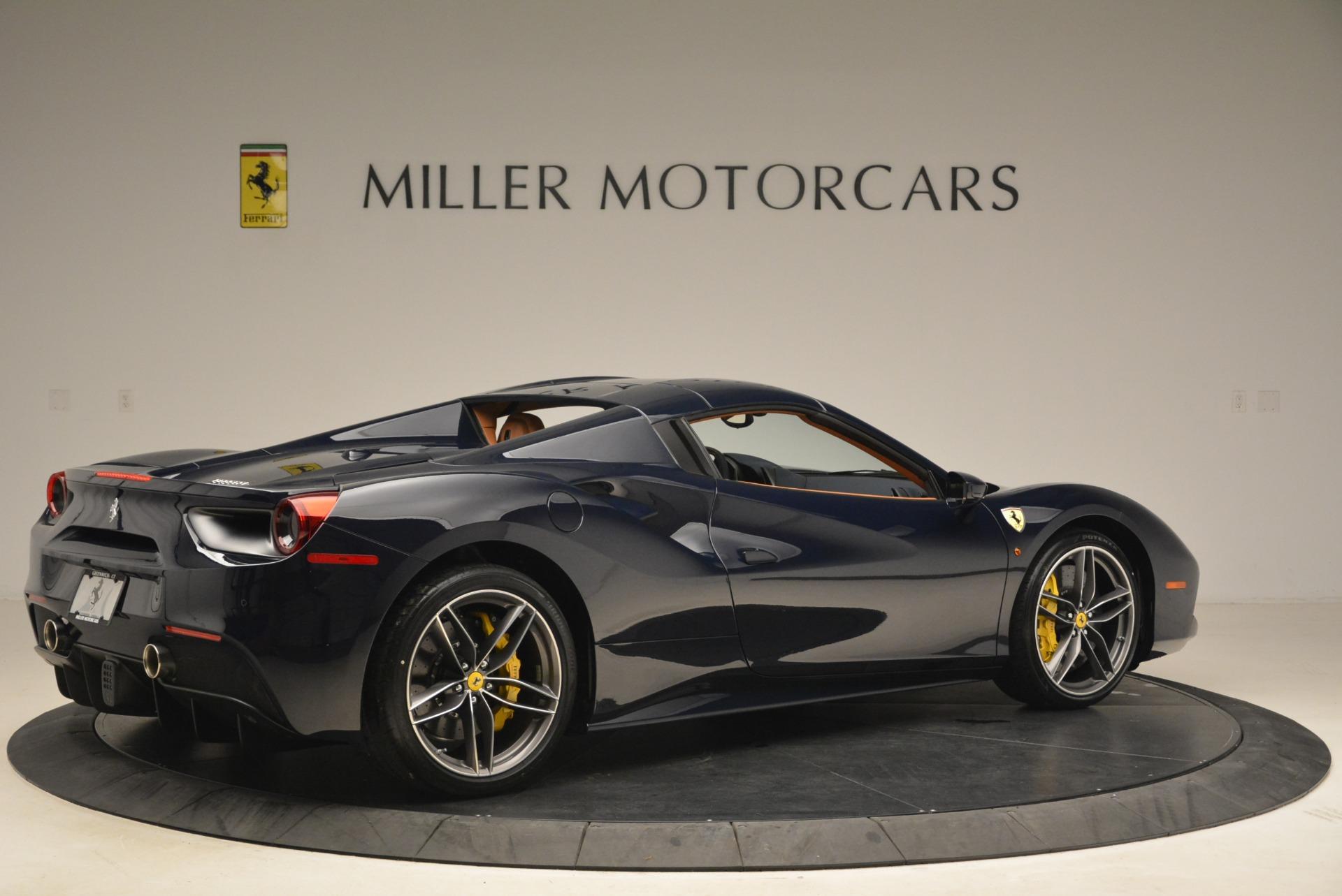 Used 2018 Ferrari 488 Spider  For Sale In Greenwich, CT. Alfa Romeo of Greenwich, 4597 3371_p20