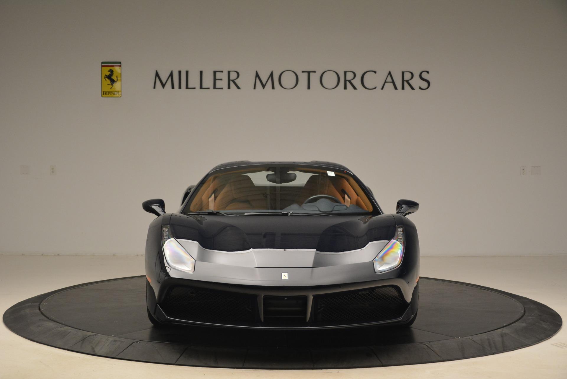 Used 2018 Ferrari 488 Spider  For Sale In Greenwich, CT. Alfa Romeo of Greenwich, 4597 3371_p24