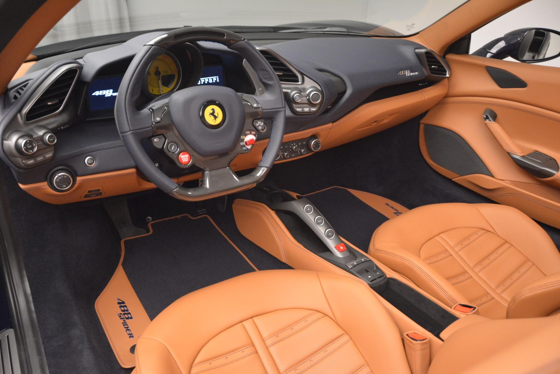 Used 2018 Ferrari 488 Spider  For Sale In Greenwich, CT. Alfa Romeo of Greenwich, 4597 3371_p25