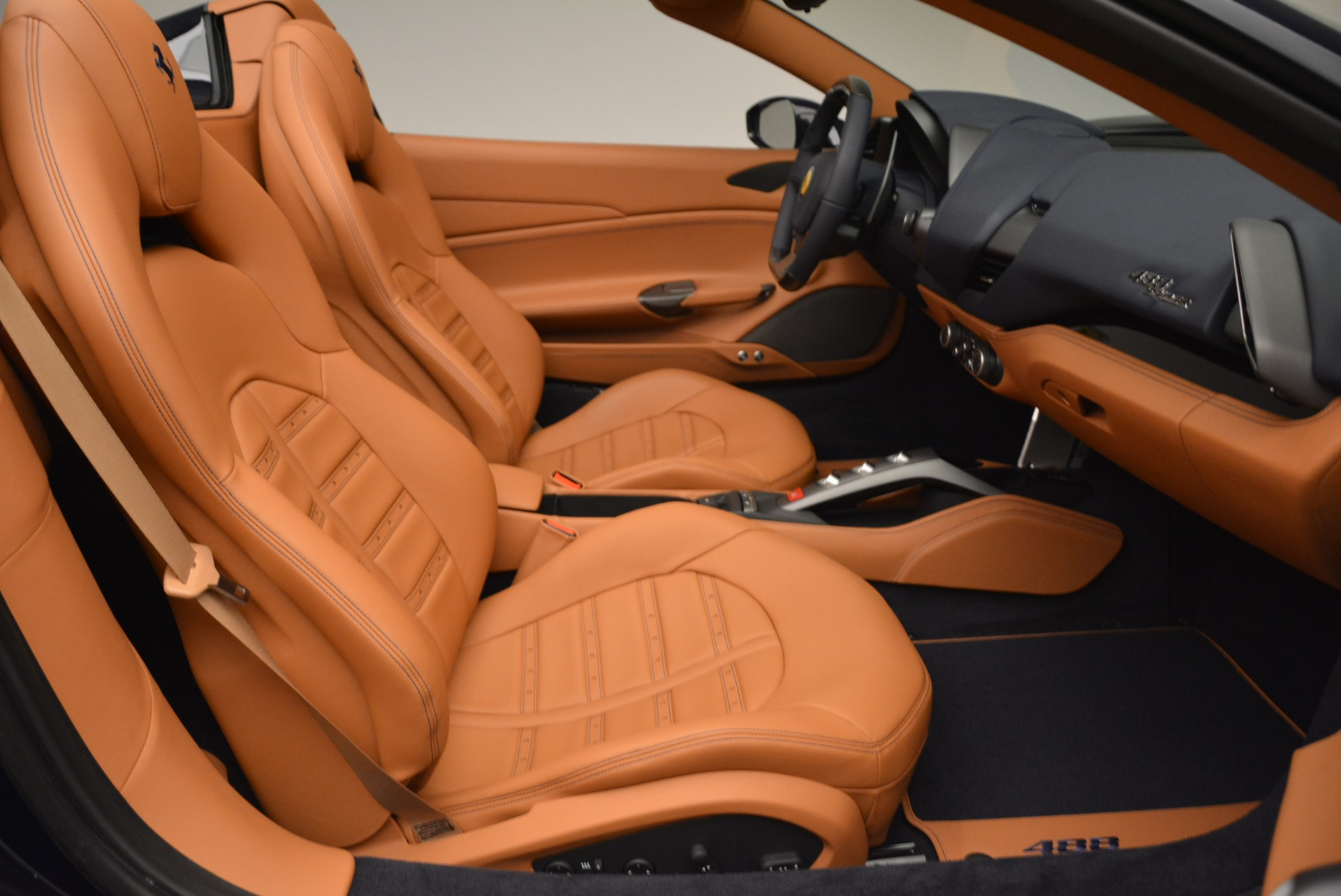 Used 2018 Ferrari 488 Spider  For Sale In Greenwich, CT. Alfa Romeo of Greenwich, 4597 3371_p30