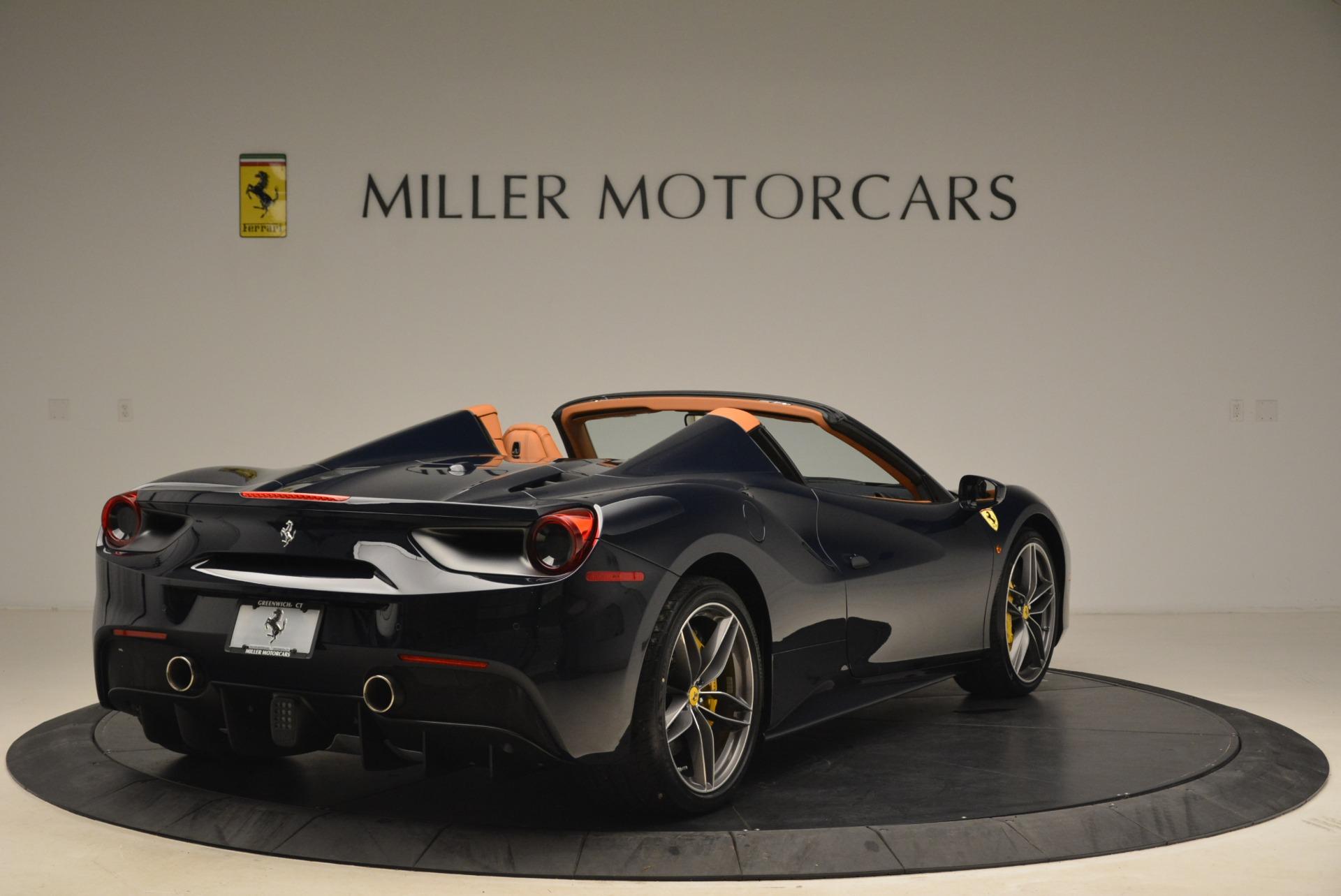 Used 2018 Ferrari 488 Spider  For Sale In Greenwich, CT. Alfa Romeo of Greenwich, 4597 3371_p7