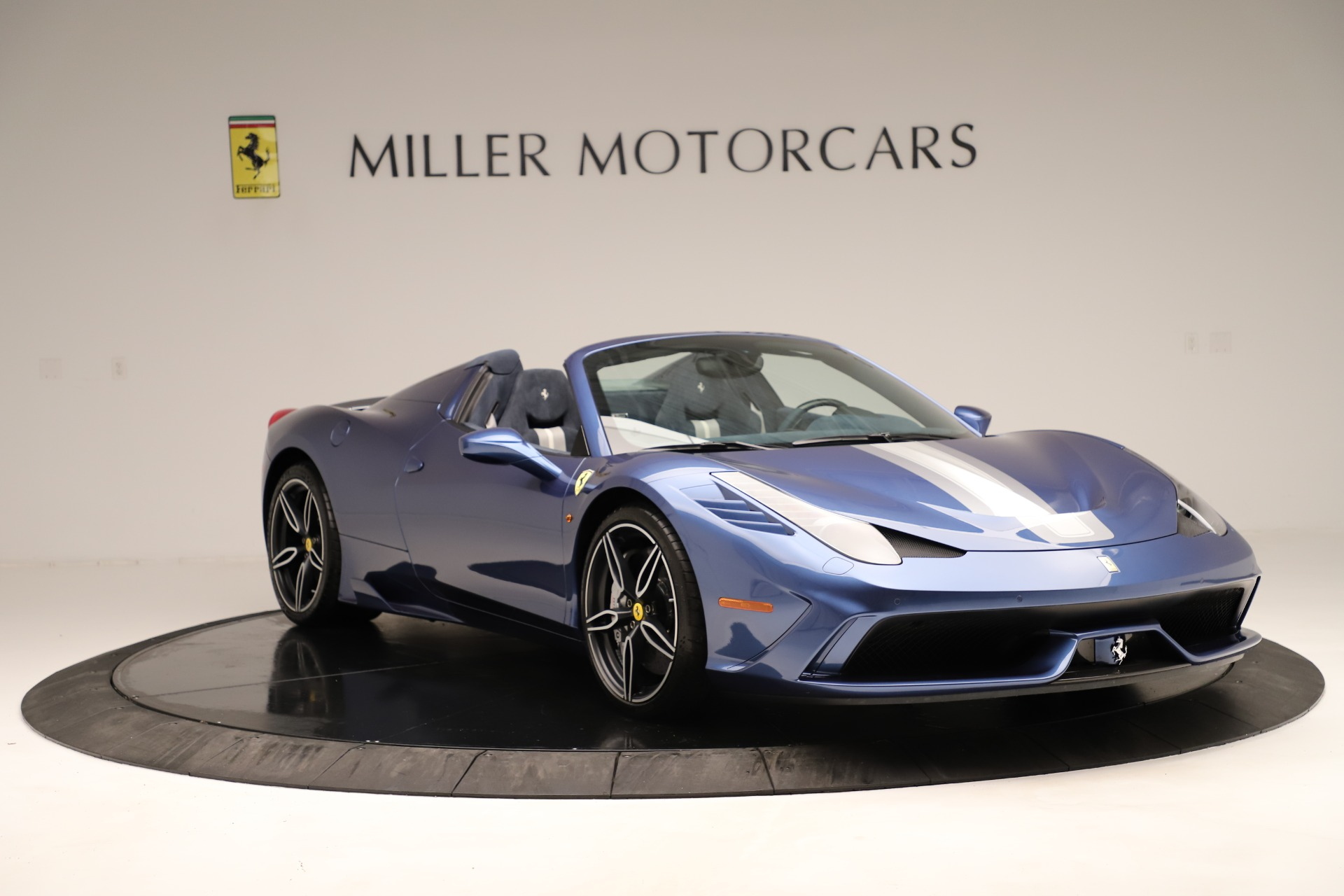Used 2015 Ferrari 458 Speciale Aperta  For Sale In Greenwich, CT. Alfa Romeo of Greenwich, 4590 3372_p12
