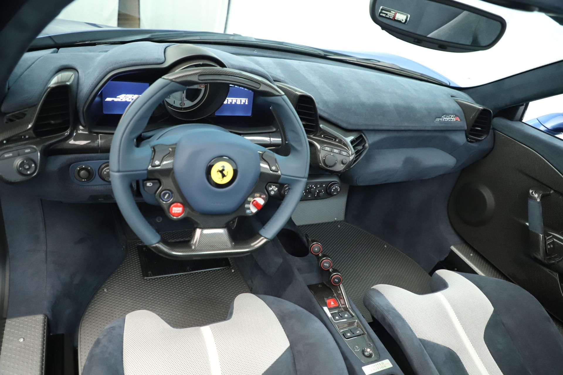 Used 2015 Ferrari 458 Speciale Aperta  For Sale In Greenwich, CT. Alfa Romeo of Greenwich, 4590 3372_p21