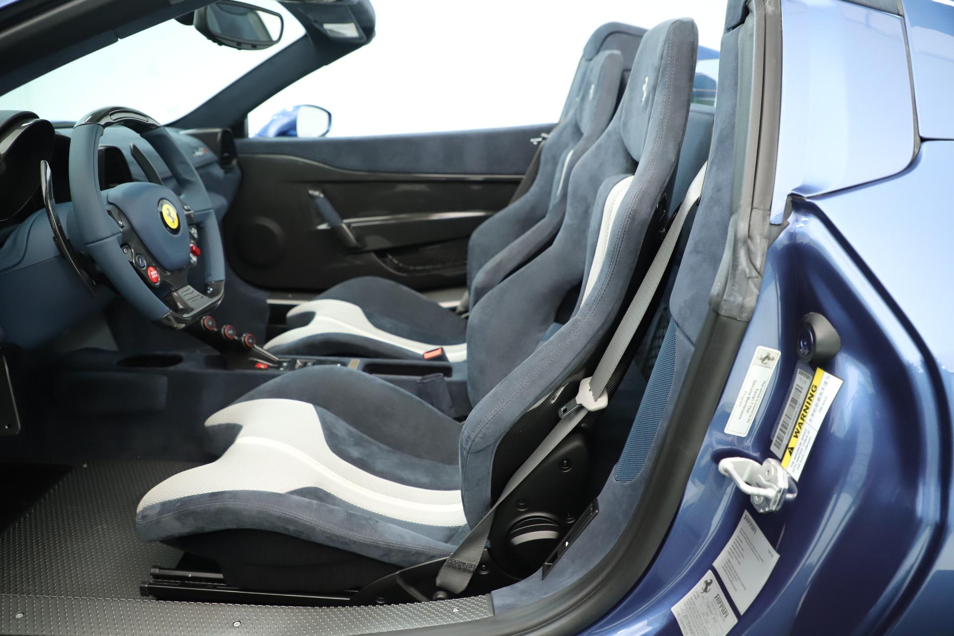 Used 2015 Ferrari 458 Speciale Aperta  For Sale In Greenwich, CT. Alfa Romeo of Greenwich, 4590 3372_p22