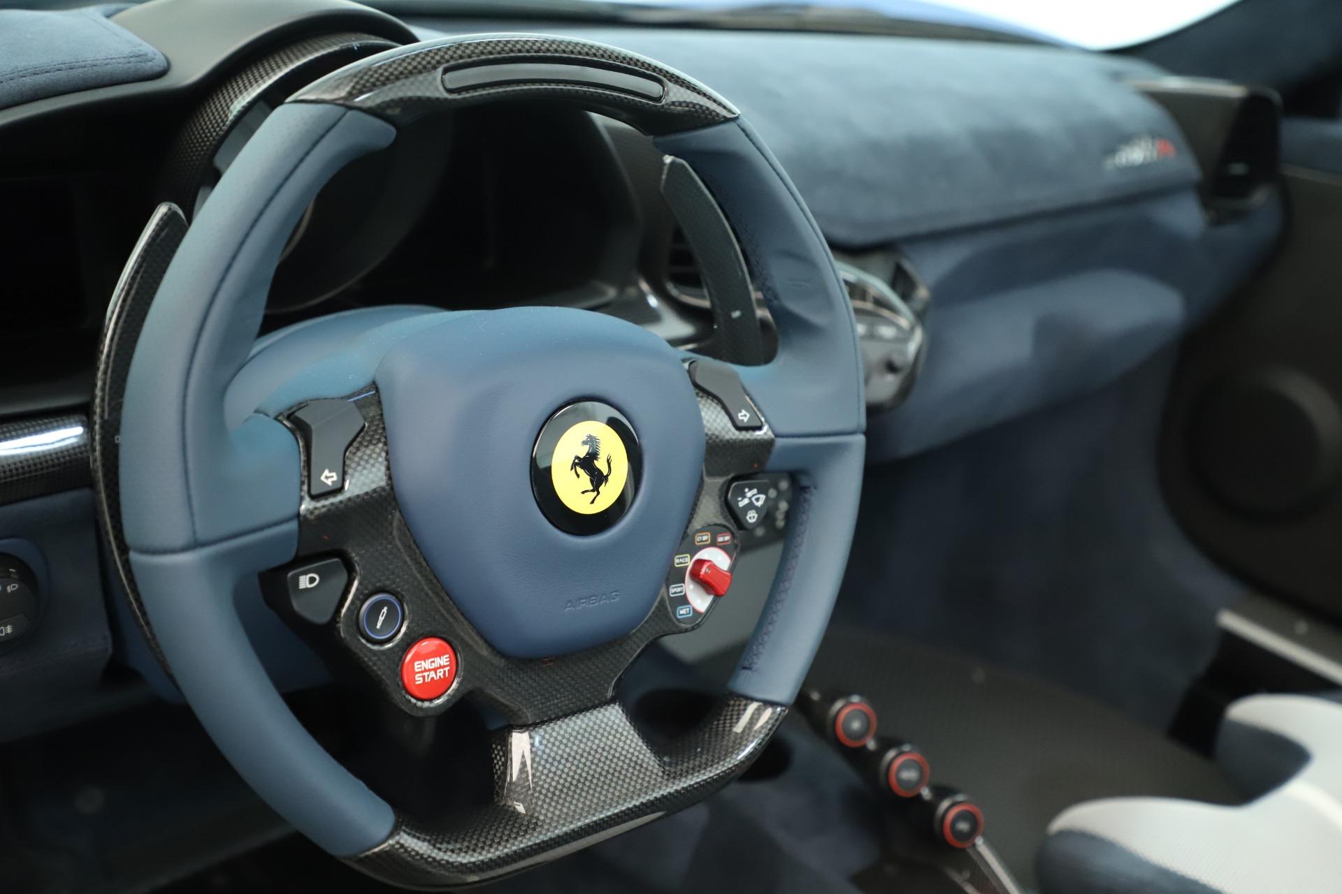 Used 2015 Ferrari 458 Speciale Aperta  For Sale In Greenwich, CT. Alfa Romeo of Greenwich, 4590 3372_p25