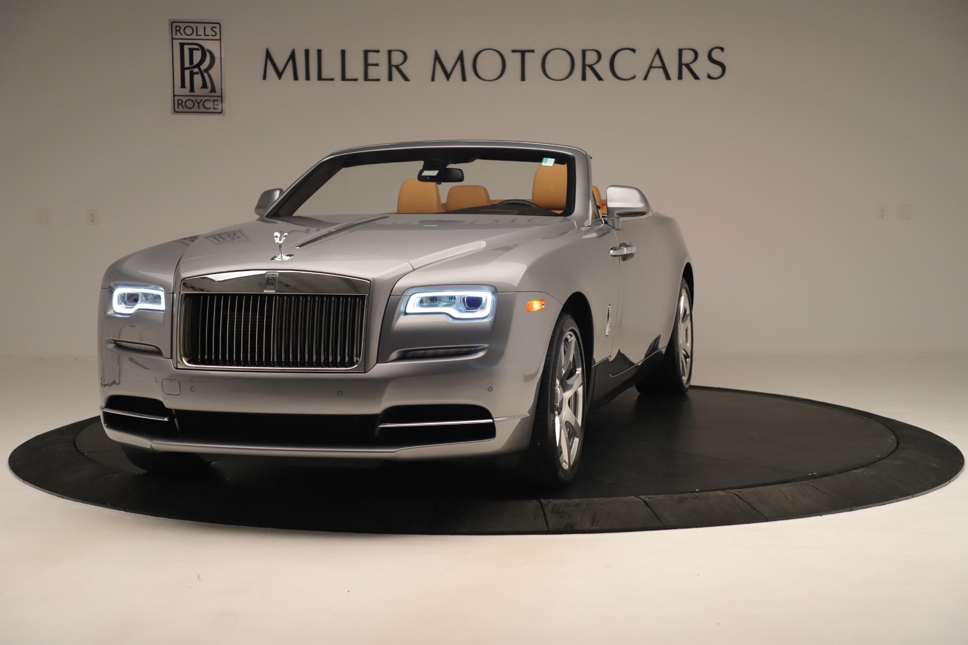 Used 2016 Rolls-Royce Dawn  For Sale In Greenwich, CT. Alfa Romeo of Greenwich, 7607 3373_main