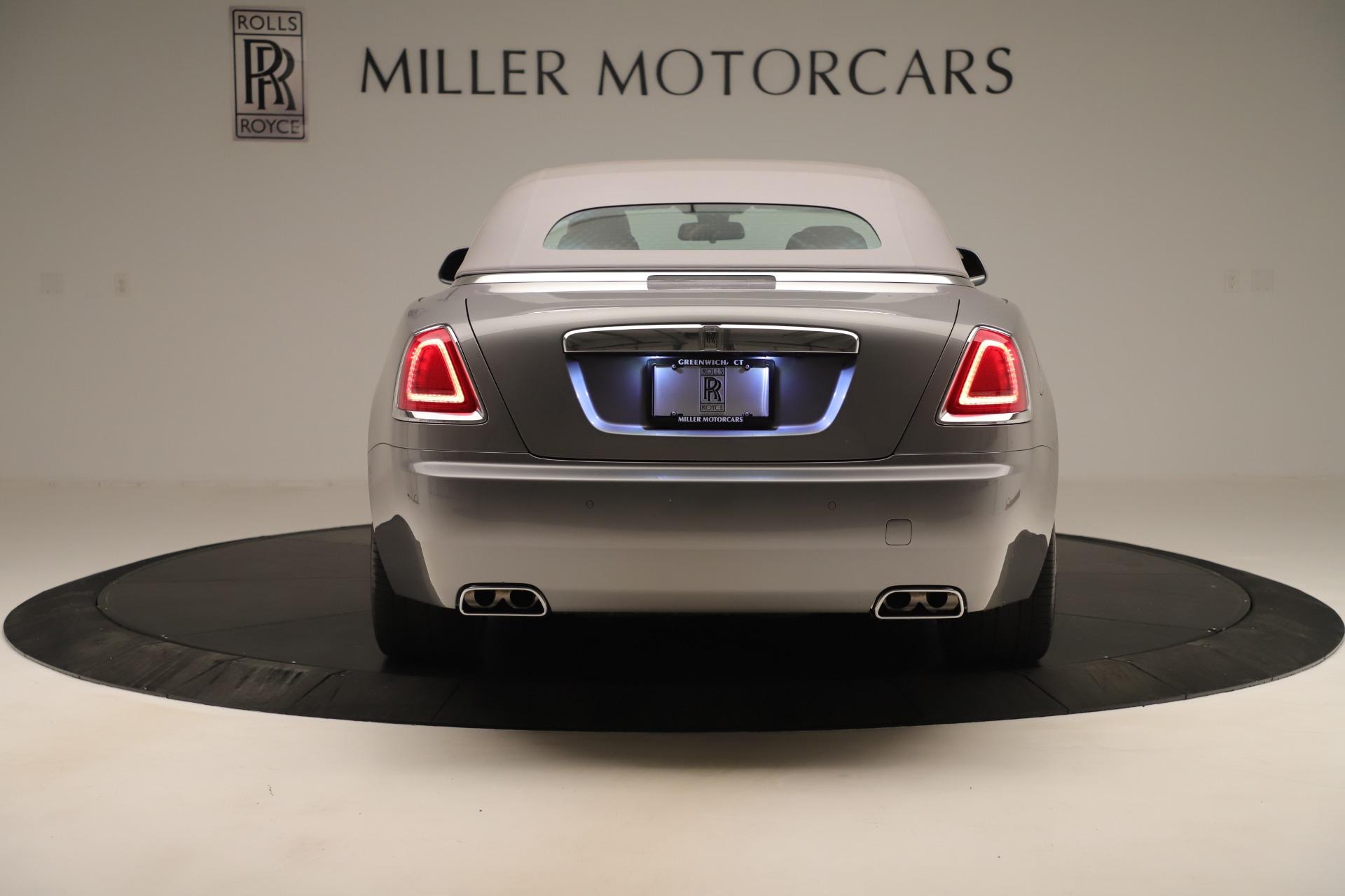 Used 2016 Rolls-Royce Dawn  For Sale In Greenwich, CT. Alfa Romeo of Greenwich, 7607 3373_p12