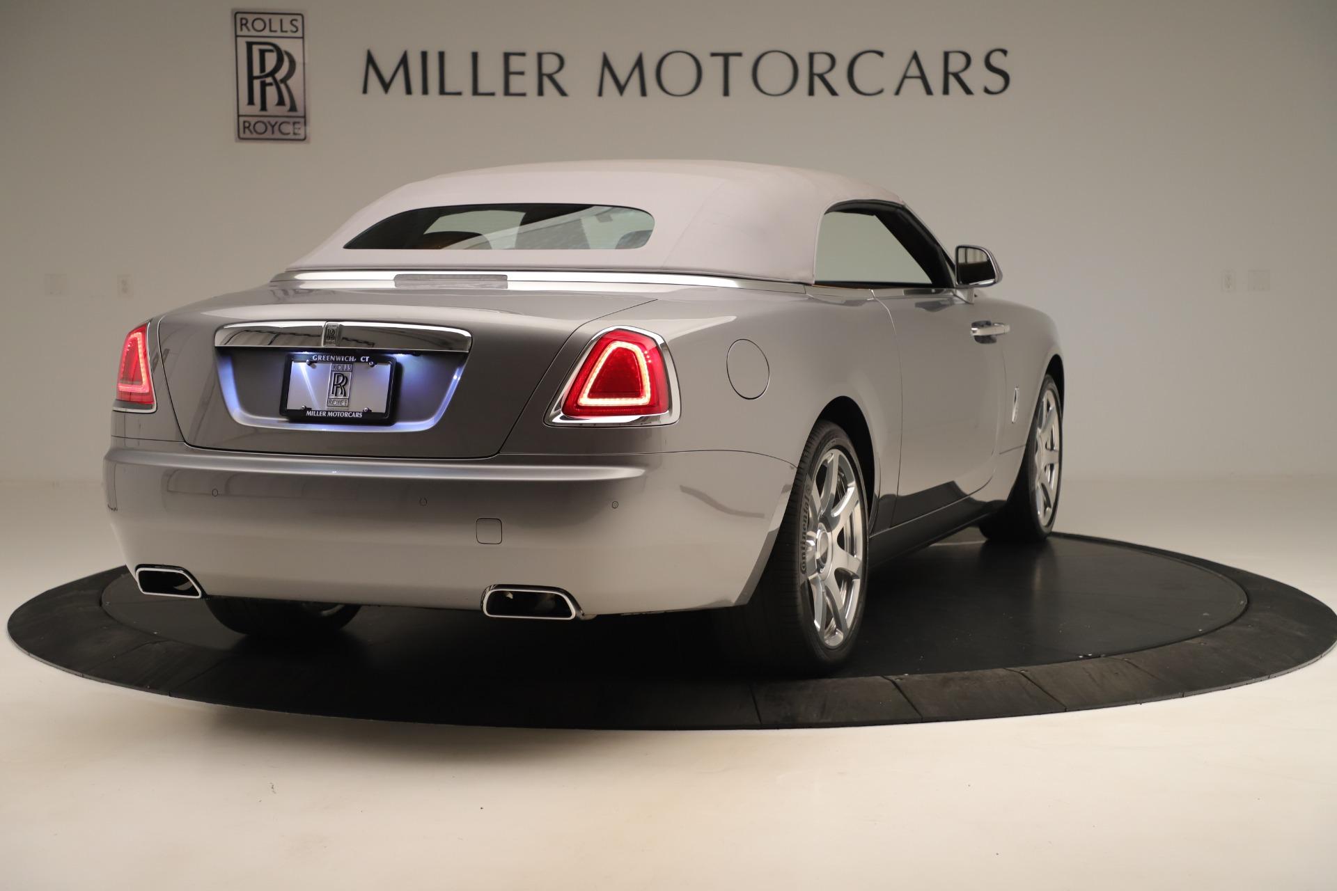 Used 2016 Rolls-Royce Dawn  For Sale In Greenwich, CT. Alfa Romeo of Greenwich, 7607 3373_p13