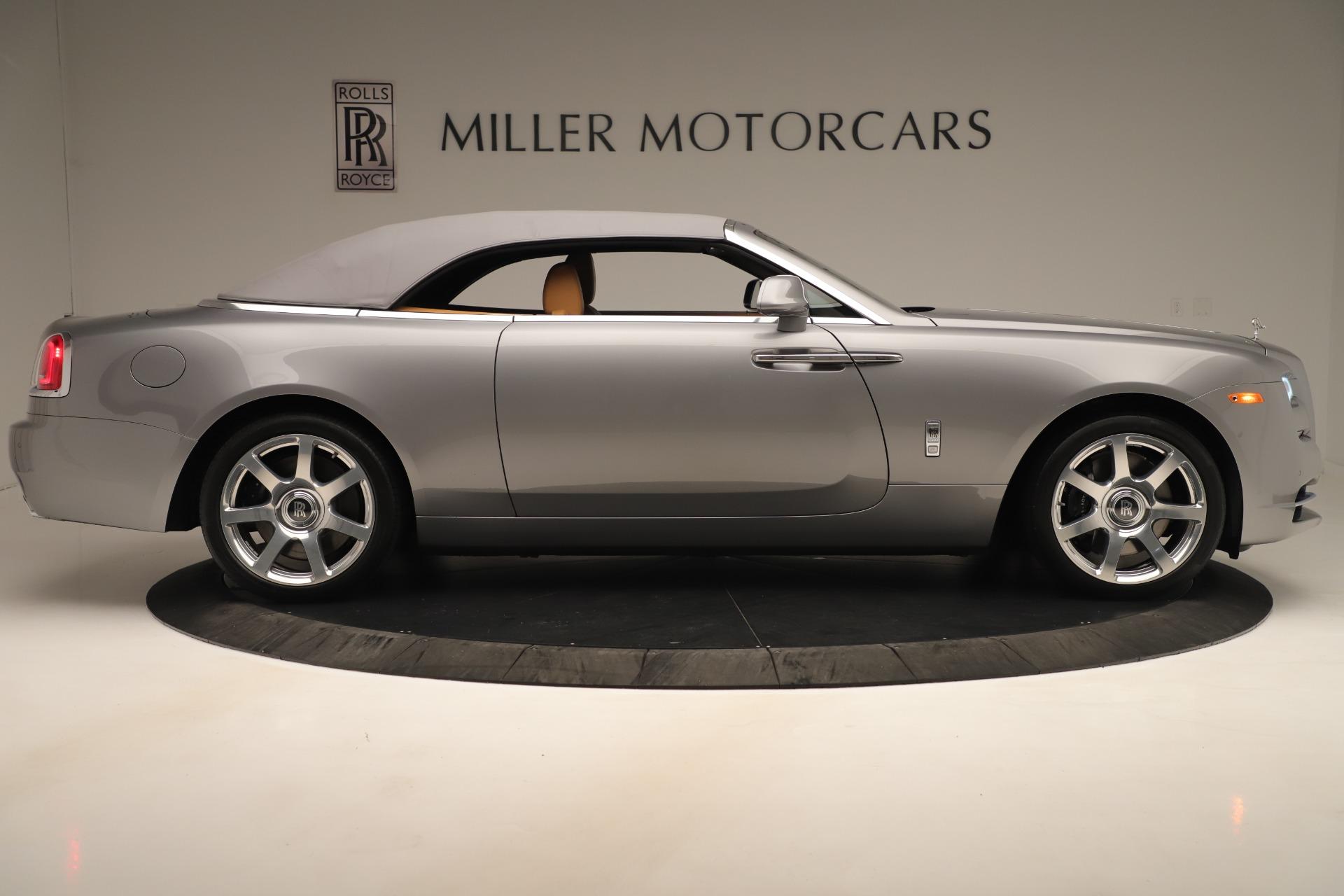 Used 2016 Rolls-Royce Dawn  For Sale In Greenwich, CT. Alfa Romeo of Greenwich, 7607 3373_p14