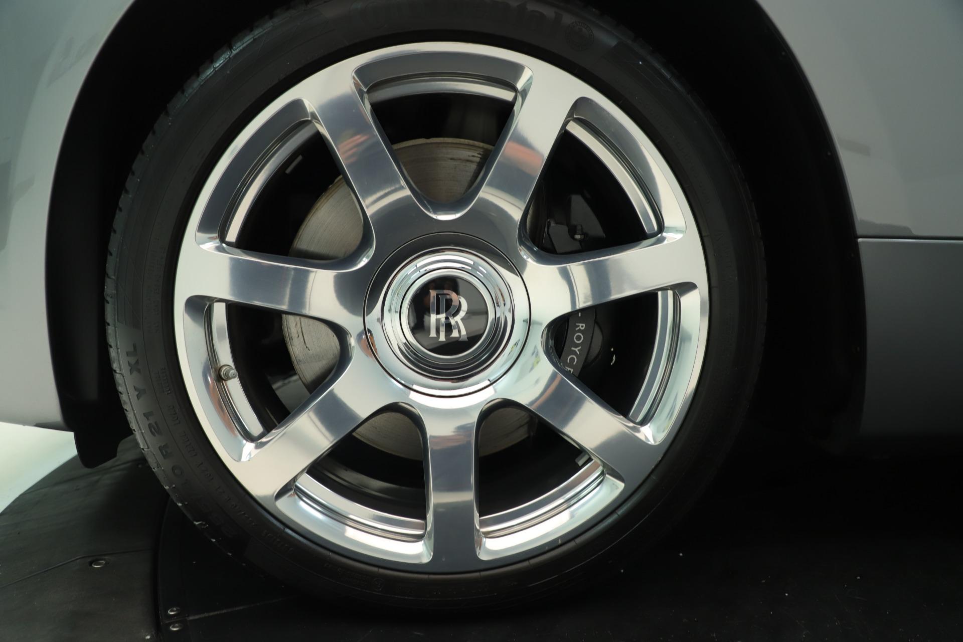 Used 2016 Rolls-Royce Dawn  For Sale In Greenwich, CT. Alfa Romeo of Greenwich, 7607 3373_p39