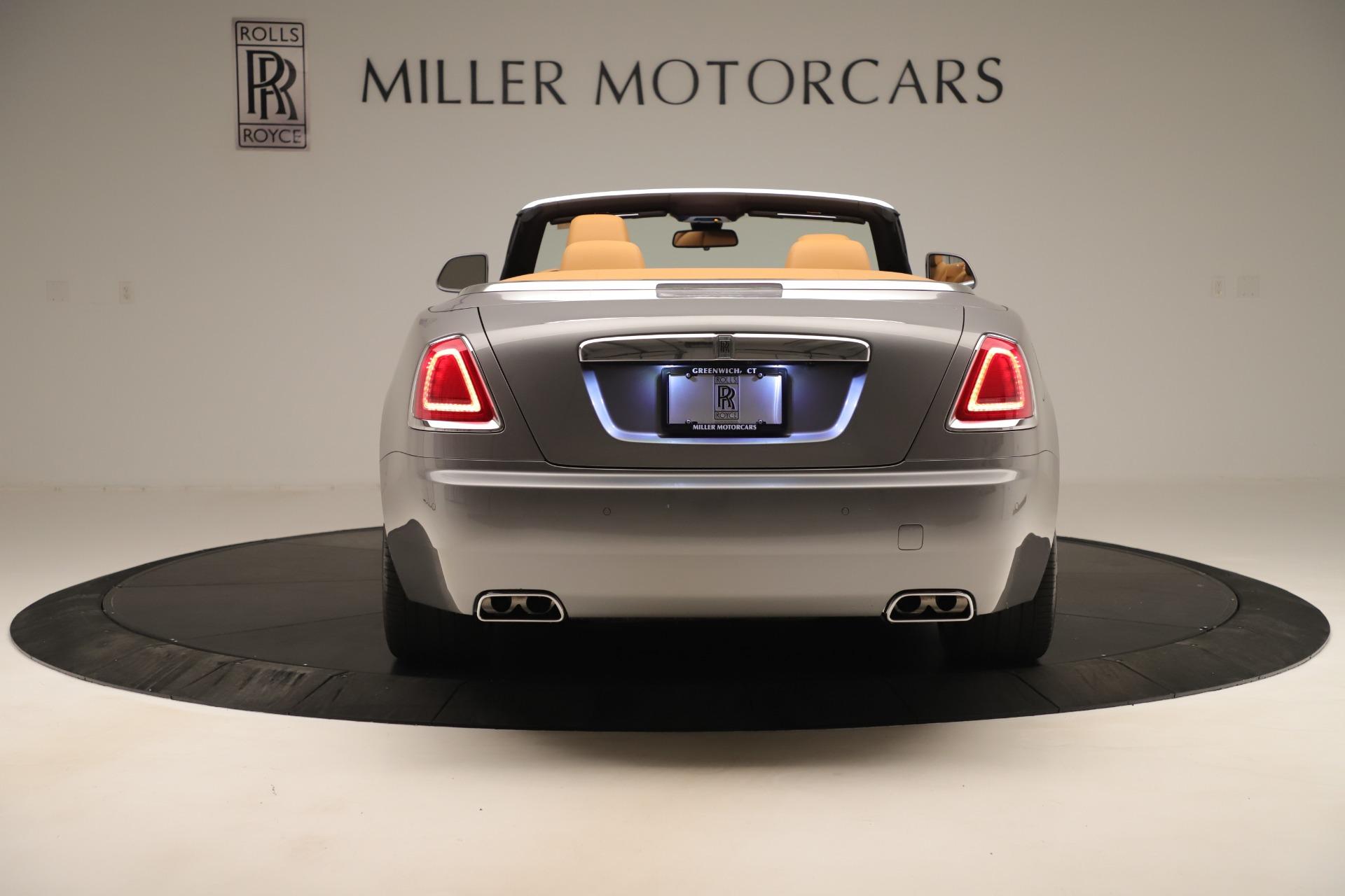 Used 2016 Rolls-Royce Dawn  For Sale In Greenwich, CT. Alfa Romeo of Greenwich, 7607 3373_p5