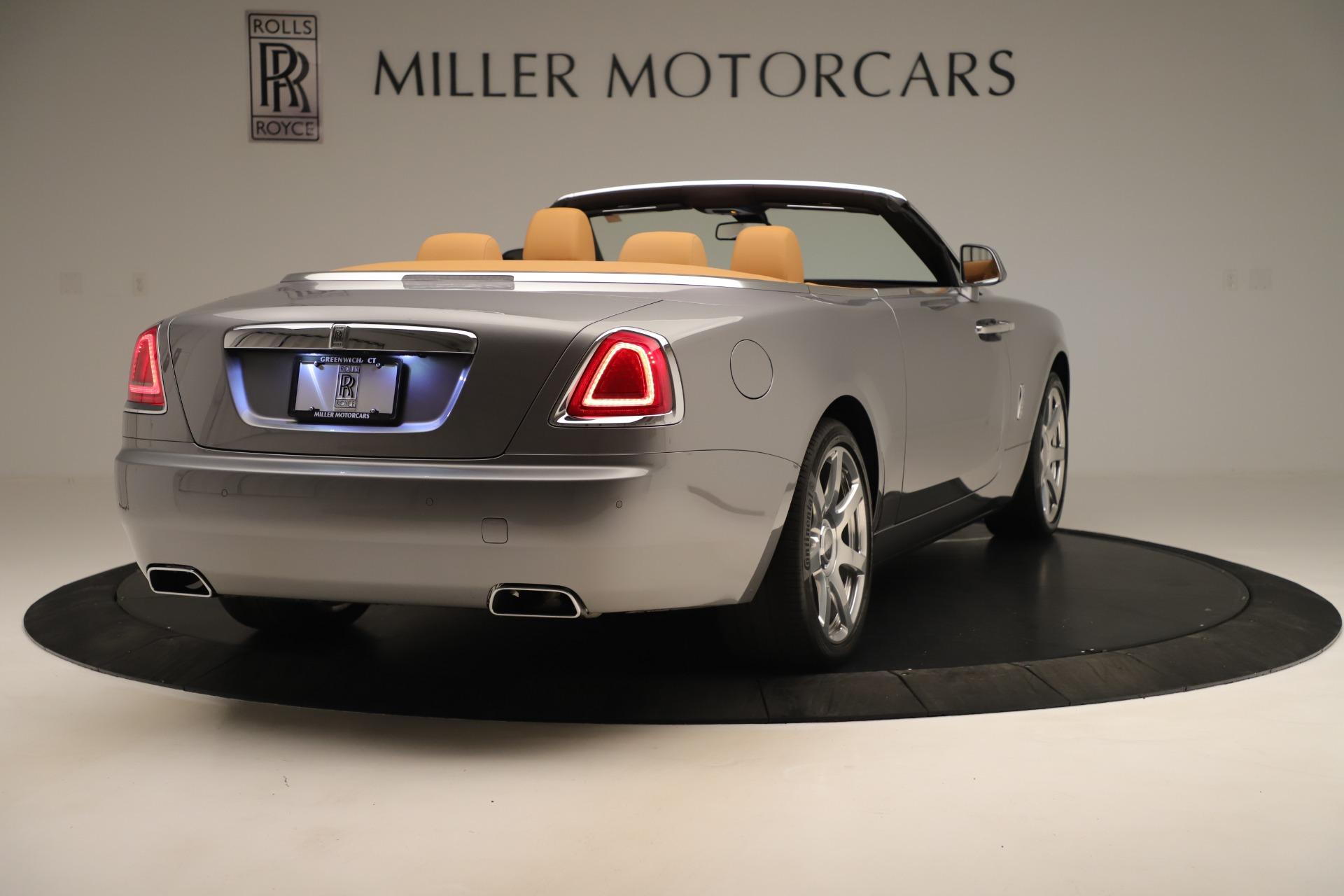 Used 2016 Rolls-Royce Dawn  For Sale In Greenwich, CT. Alfa Romeo of Greenwich, 7607 3373_p6