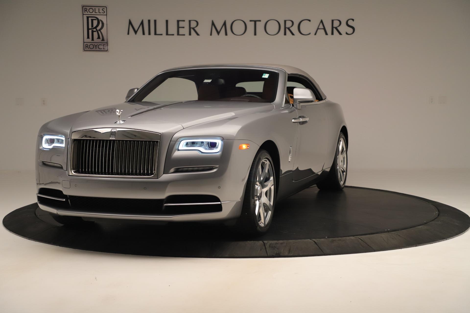 Used 2016 Rolls-Royce Dawn  For Sale In Greenwich, CT. Alfa Romeo of Greenwich, 7607 3373_p9