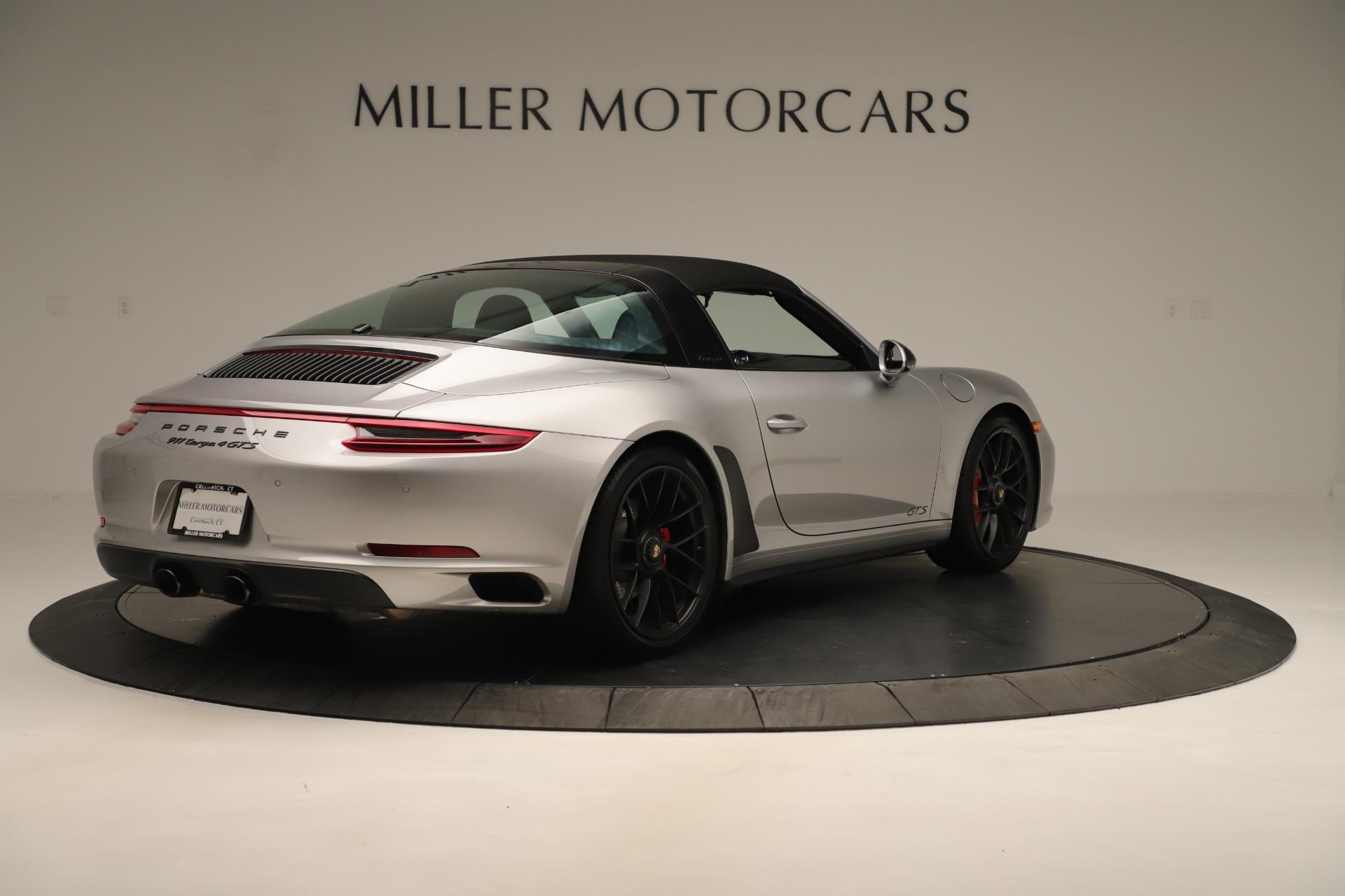 Used 2017 Porsche 911 Targa 4 GTS For Sale In Greenwich, CT. Alfa Romeo of Greenwich, 7514A 3374_p14