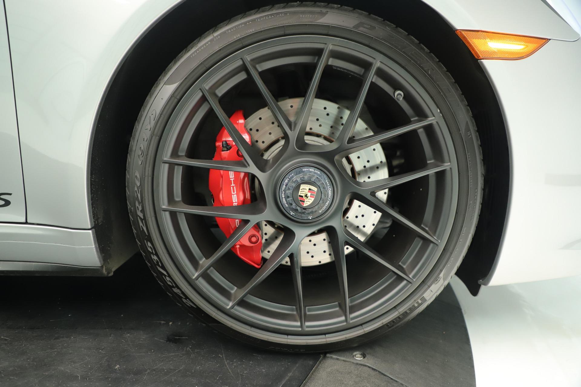 Used 2017 Porsche 911 Targa 4 GTS For Sale In Greenwich, CT. Alfa Romeo of Greenwich, 7514A 3374_p17