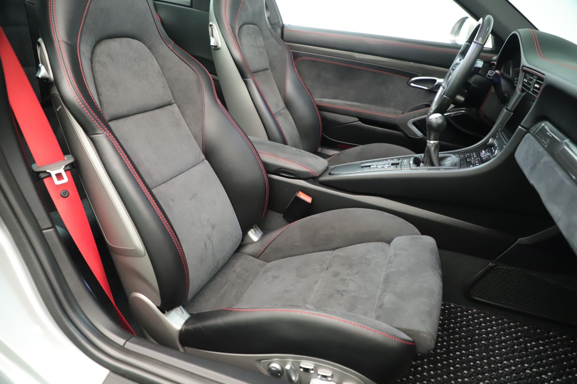 Used 2017 Porsche 911 Targa 4 GTS For Sale In Greenwich, CT. Alfa Romeo of Greenwich, 7514A 3374_p28