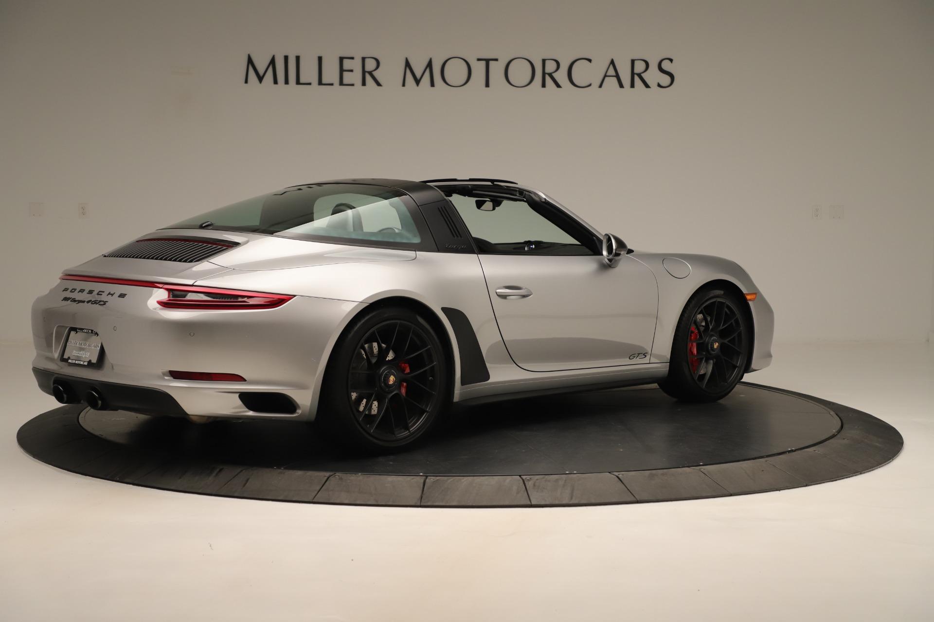 Used 2017 Porsche 911 Targa 4 GTS For Sale In Greenwich, CT. Alfa Romeo of Greenwich, 7514A 3374_p8