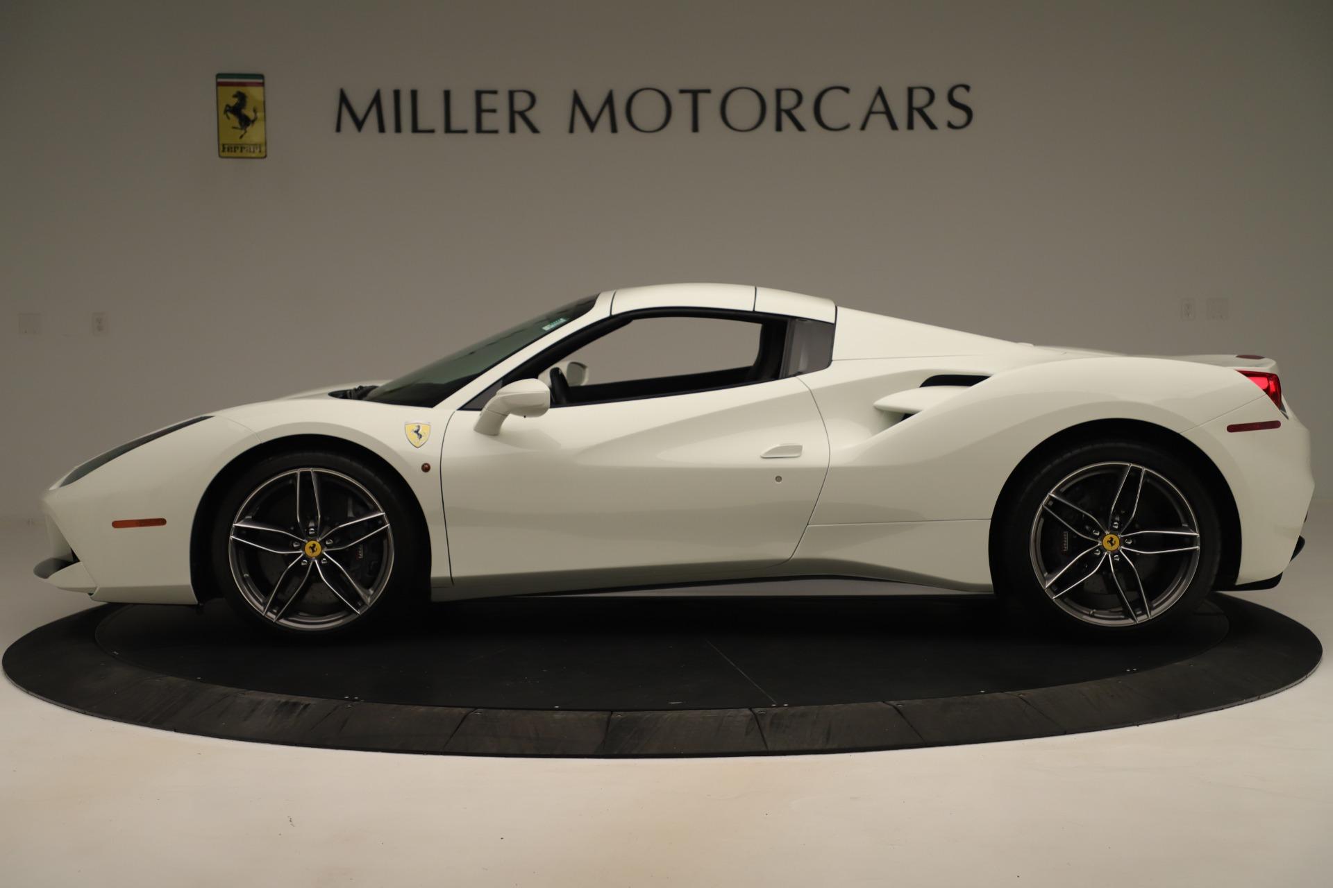 Used 2016 Ferrari 488 Spider  For Sale In Greenwich, CT. Alfa Romeo of Greenwich, 4595 3375_p14