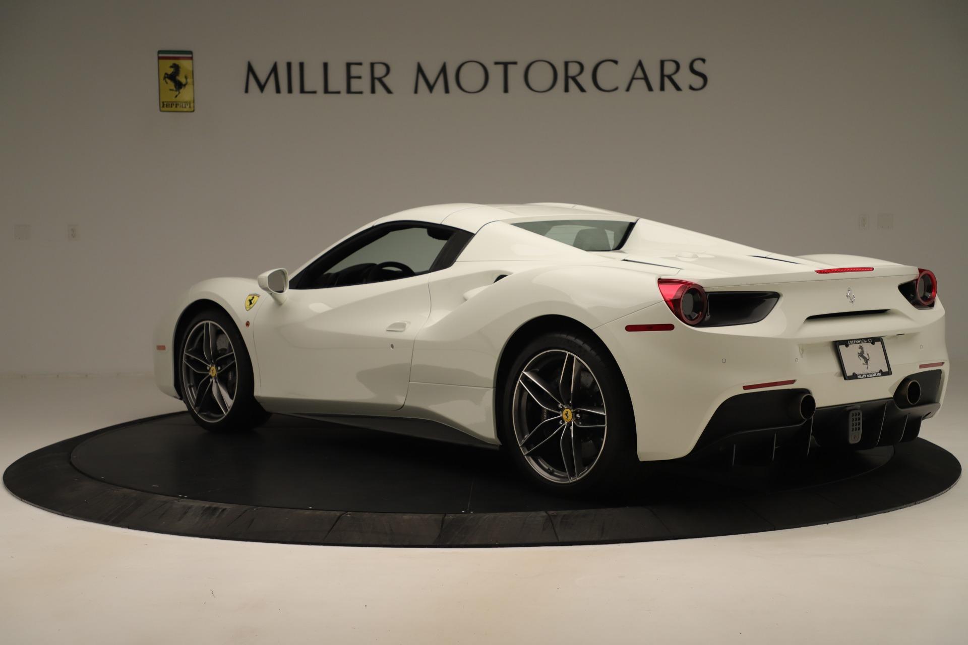 Used 2016 Ferrari 488 Spider  For Sale In Greenwich, CT. Alfa Romeo of Greenwich, 4595 3375_p15