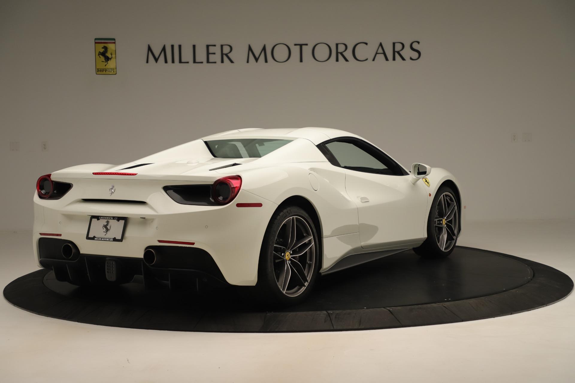 Used 2016 Ferrari 488 Spider  For Sale In Greenwich, CT. Alfa Romeo of Greenwich, 4595 3375_p16