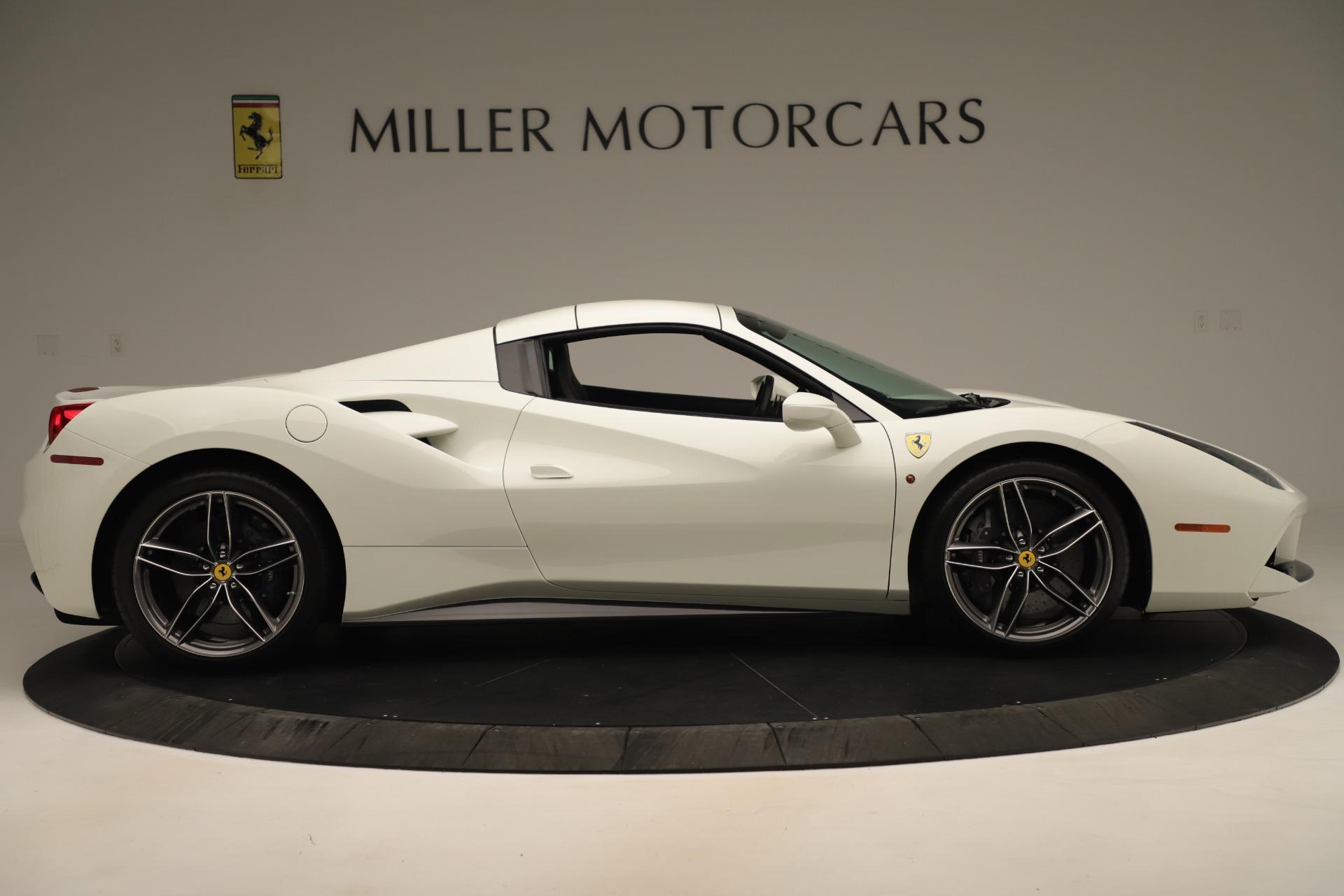 Used 2016 Ferrari 488 Spider  For Sale In Greenwich, CT. Alfa Romeo of Greenwich, 4595 3375_p17