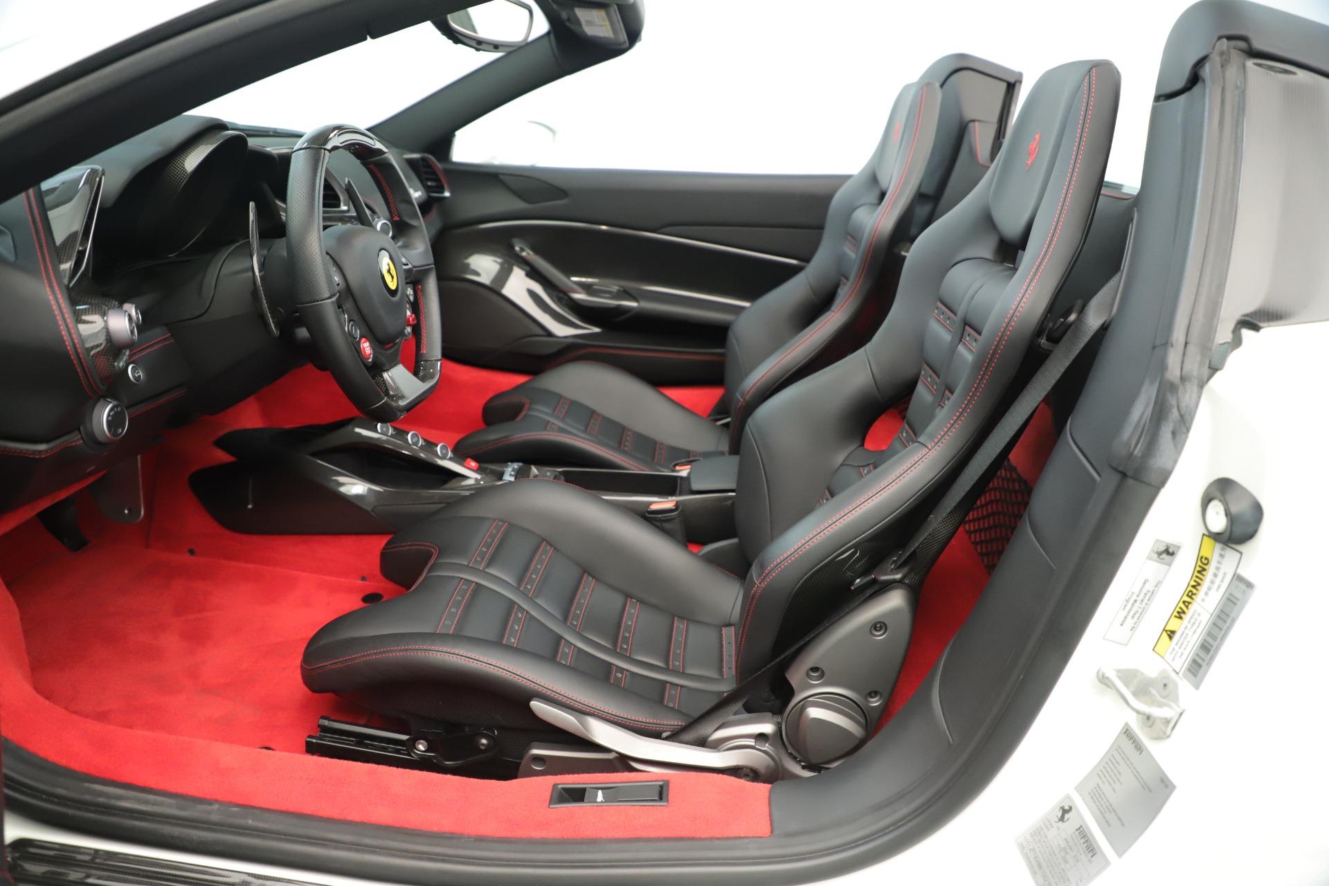 Used 2016 Ferrari 488 Spider  For Sale In Greenwich, CT. Alfa Romeo of Greenwich, 4595 3375_p21