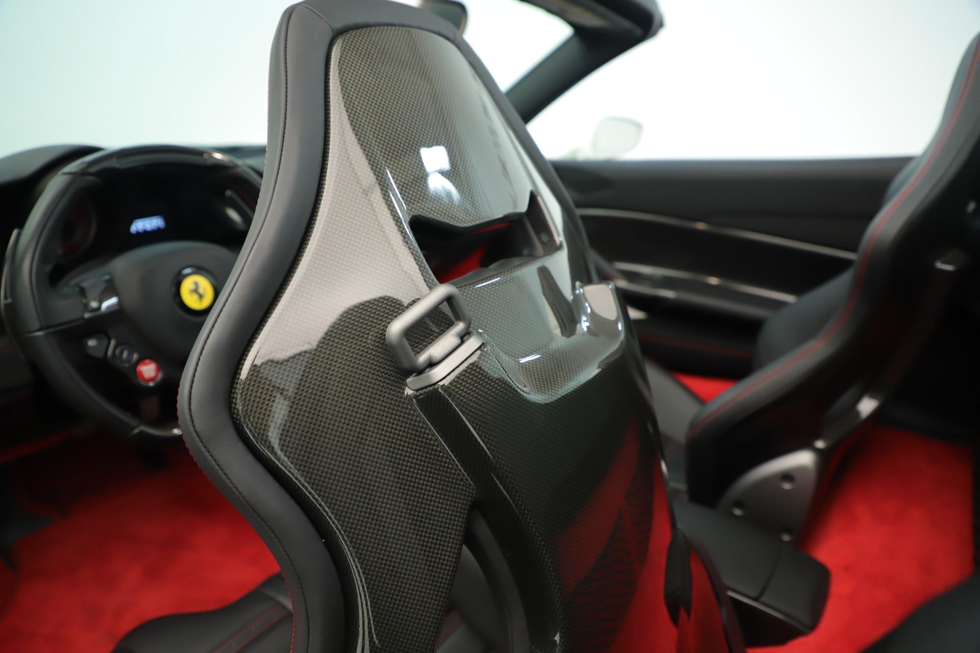 Used 2016 Ferrari 488 Spider  For Sale In Greenwich, CT. Alfa Romeo of Greenwich, 4595 3375_p29
