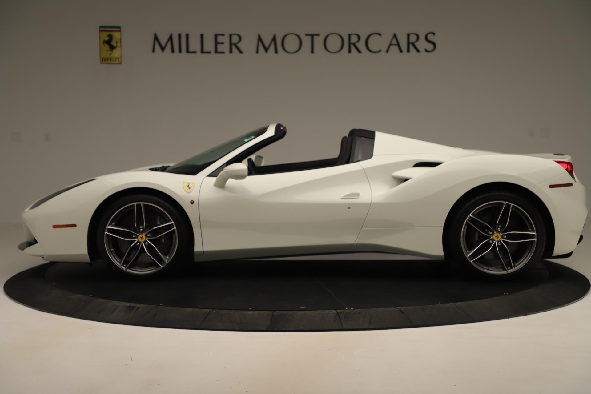 Used 2016 Ferrari 488 Spider  For Sale In Greenwich, CT. Alfa Romeo of Greenwich, 4595 3375_p3