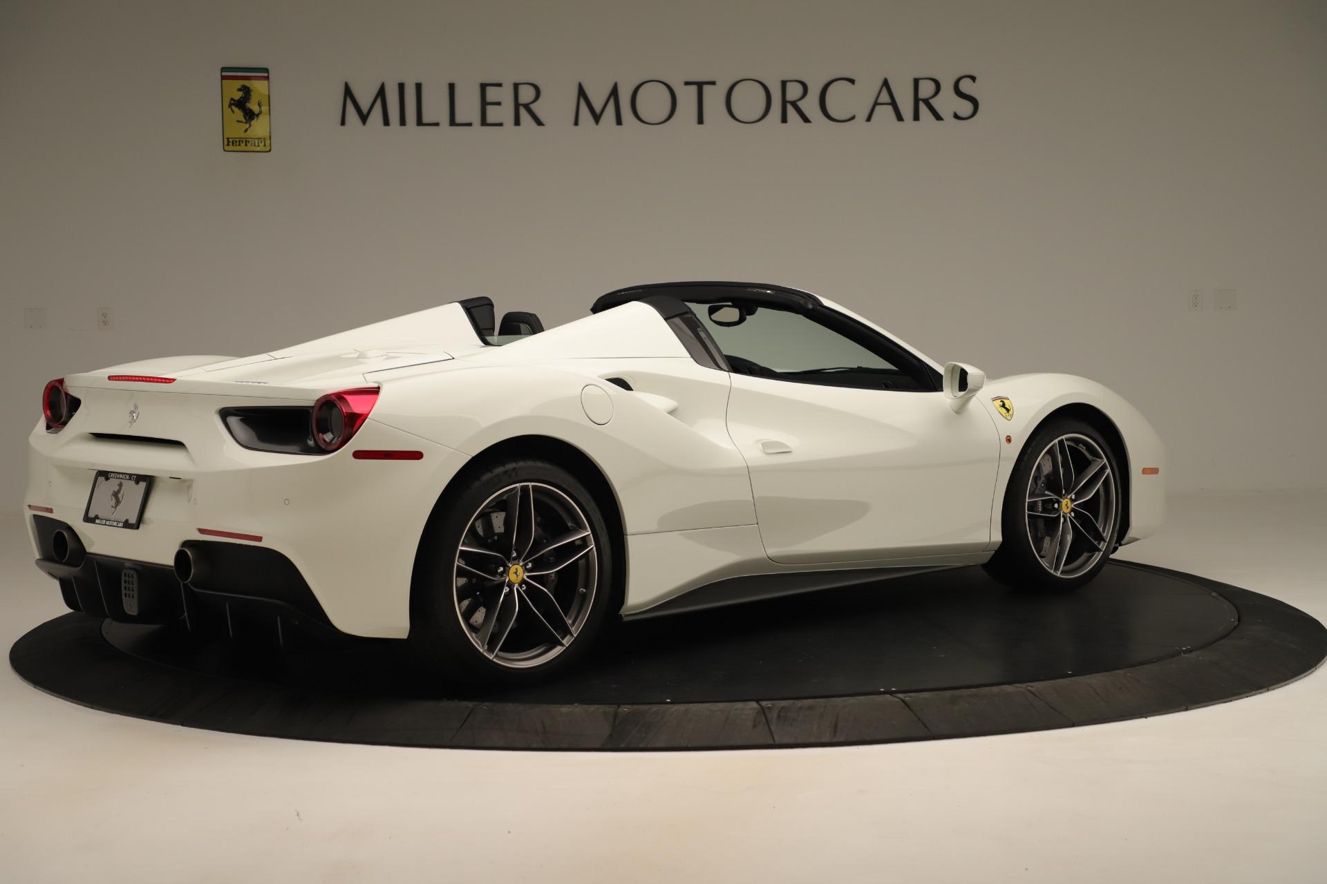 Used 2016 Ferrari 488 Spider  For Sale In Greenwich, CT. Alfa Romeo of Greenwich, 4595 3375_p8