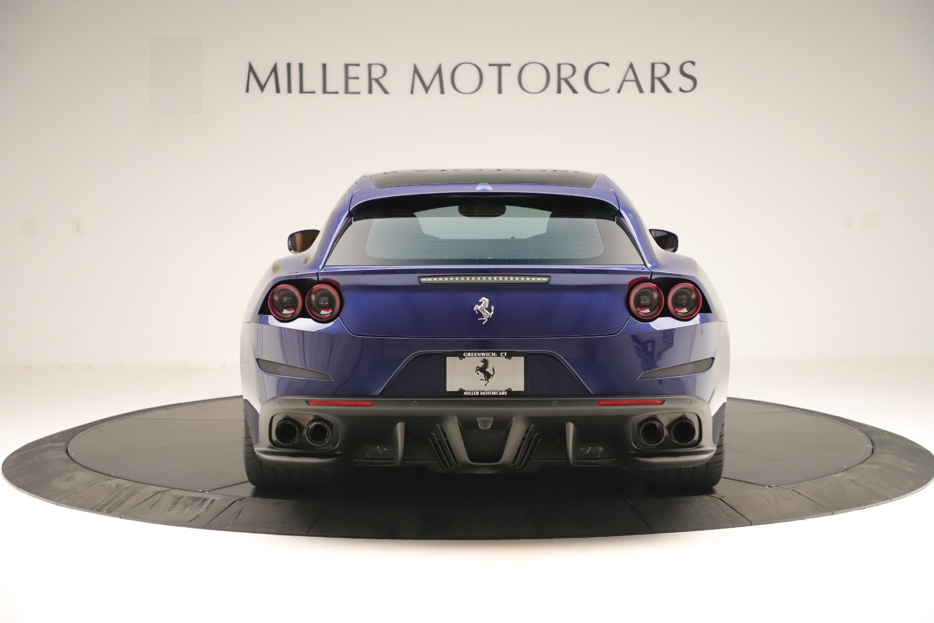 Used 2019 Ferrari GTC4Lusso  For Sale In Greenwich, CT. Alfa Romeo of Greenwich, 4598 3376_p6