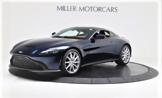 New 2020 Aston Martin Vantage Coupe For Sale In Greenwich, CT. Alfa Romeo of Greenwich, A1393 3378_main