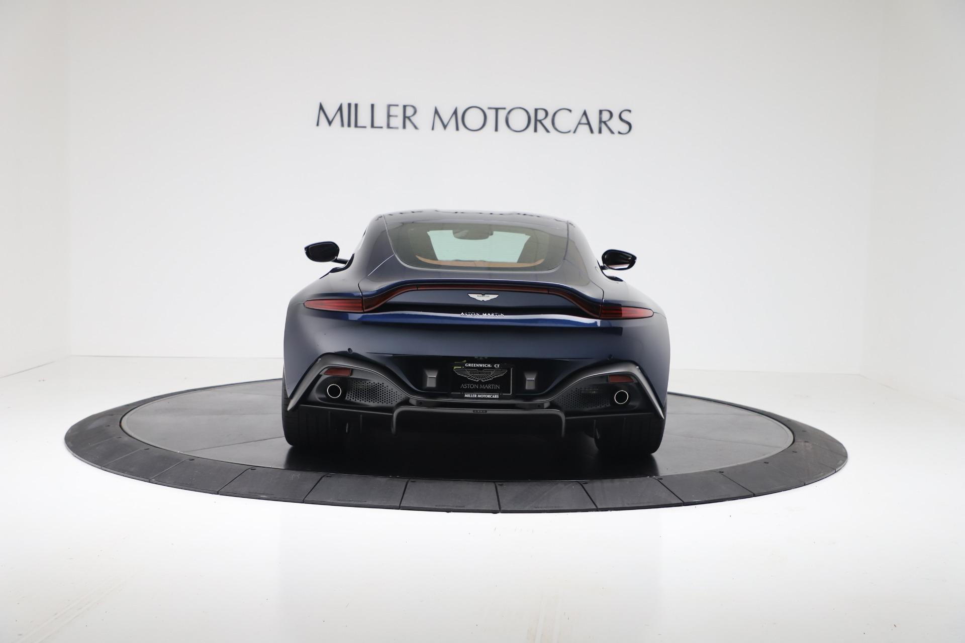 New 2020 Aston Martin Vantage Coupe For Sale In Greenwich, CT. Alfa Romeo of Greenwich, A1393 3378_p5