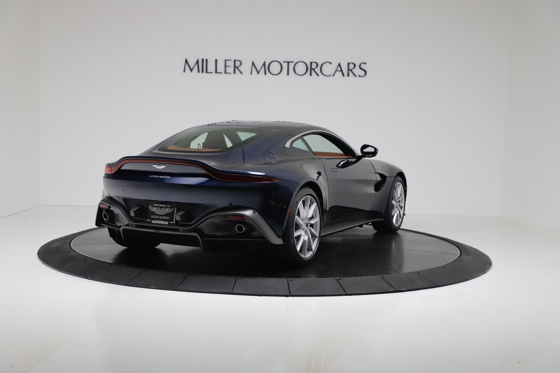 New 2020 Aston Martin Vantage Coupe For Sale In Greenwich, CT. Alfa Romeo of Greenwich, A1393 3378_p6