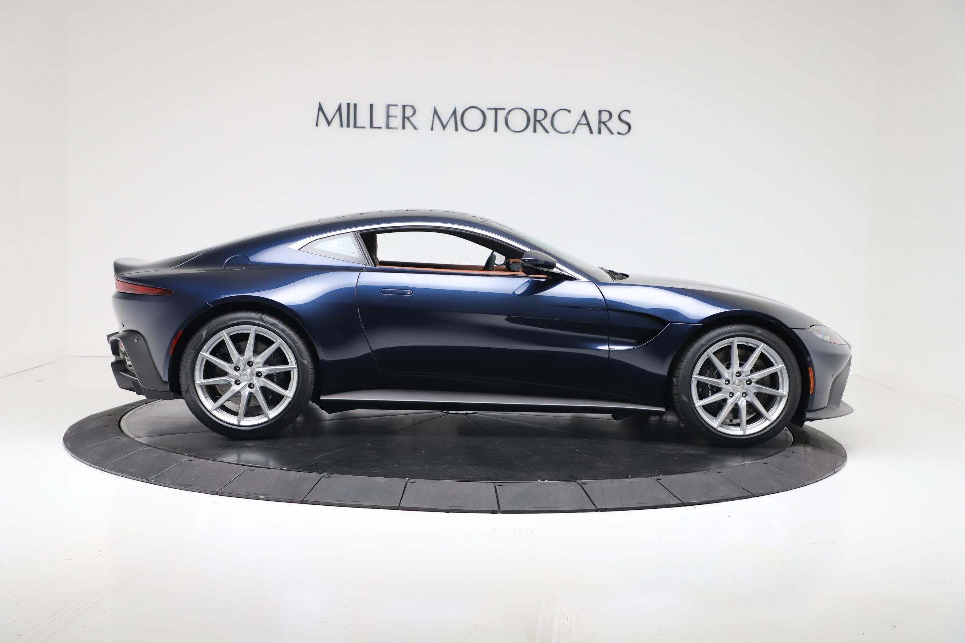 New 2020 Aston Martin Vantage Coupe For Sale In Greenwich, CT. Alfa Romeo of Greenwich, A1393 3378_p8