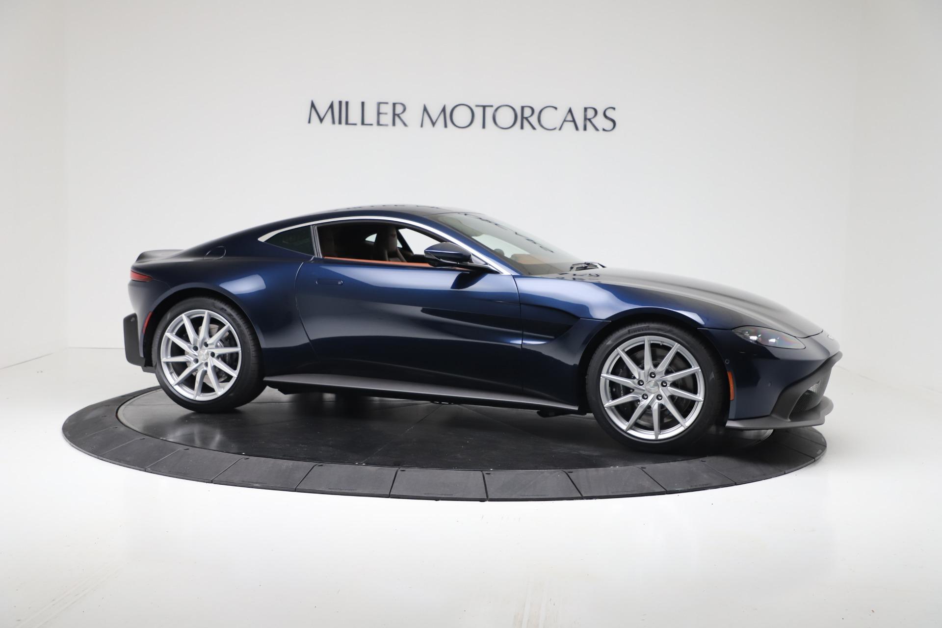 New 2020 Aston Martin Vantage Coupe For Sale In Greenwich, CT. Alfa Romeo of Greenwich, A1393 3378_p9