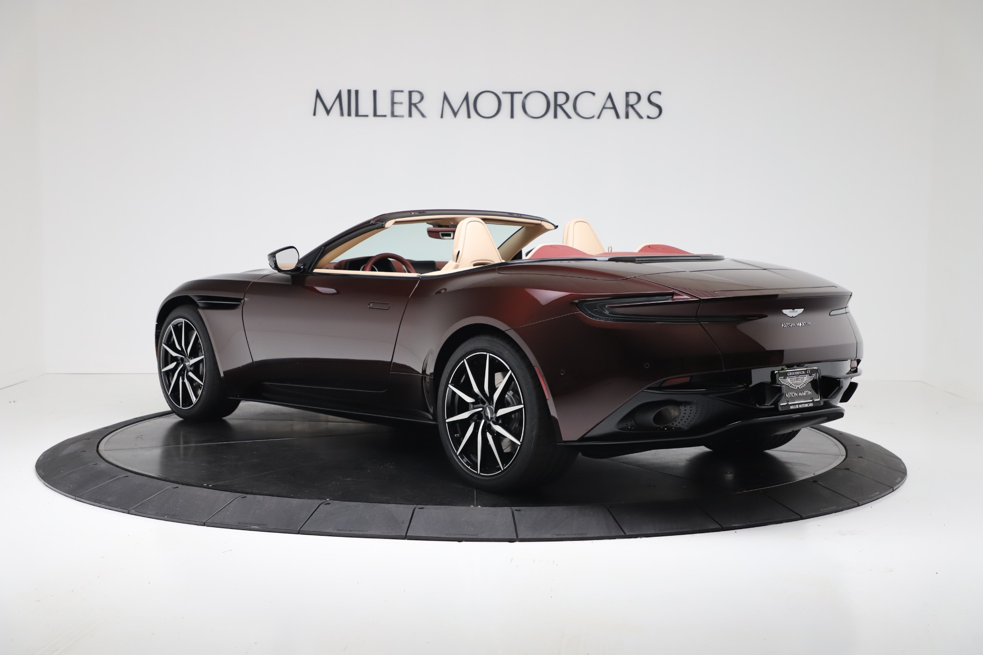 New 2020 Aston Martin DB11 V8 For Sale In Greenwich, CT. Alfa Romeo of Greenwich, A1398 3380_p4